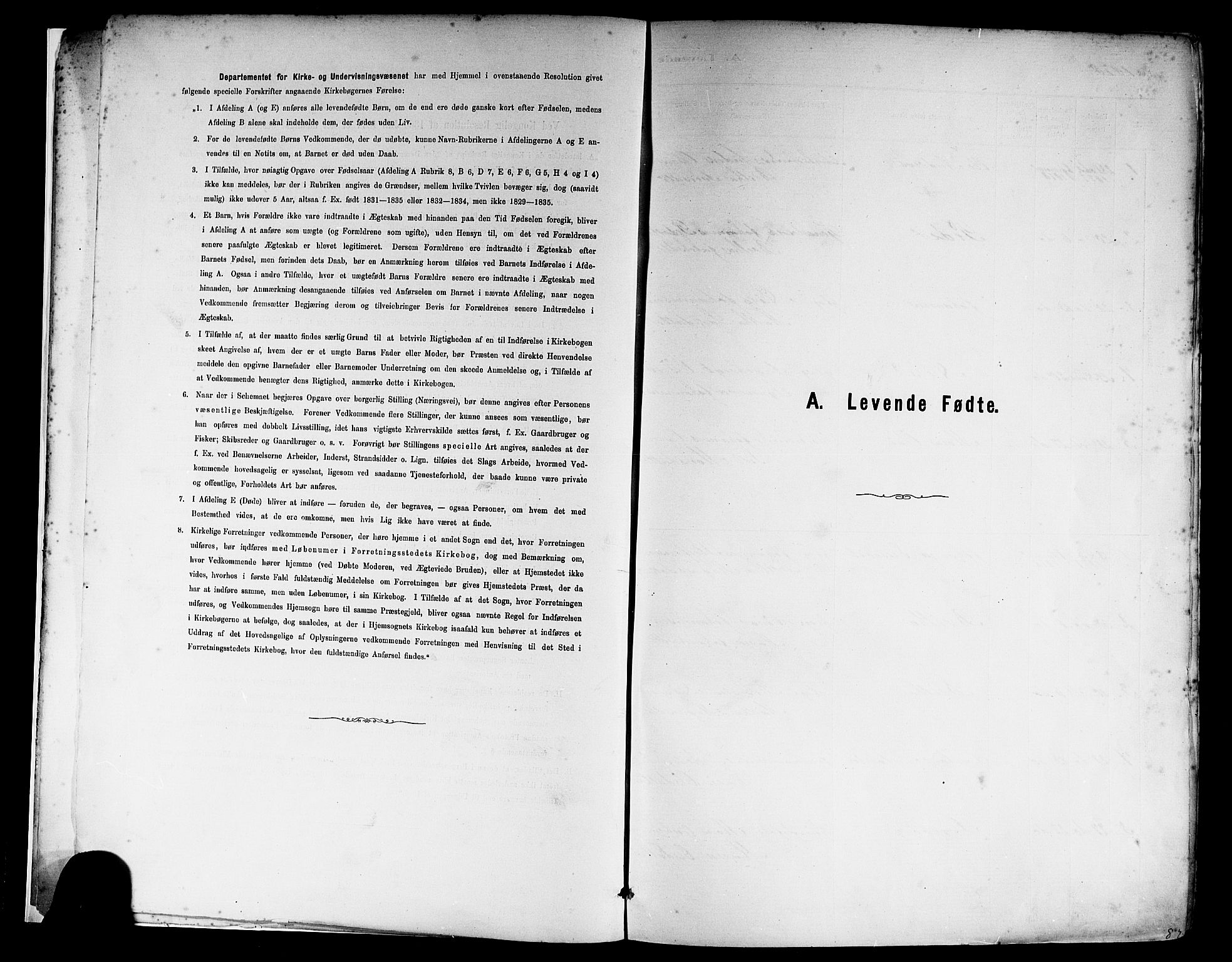 SAB, Haus sokneprestembete, H/Haa: Ministerialbok nr. A 19I, 1878-1886