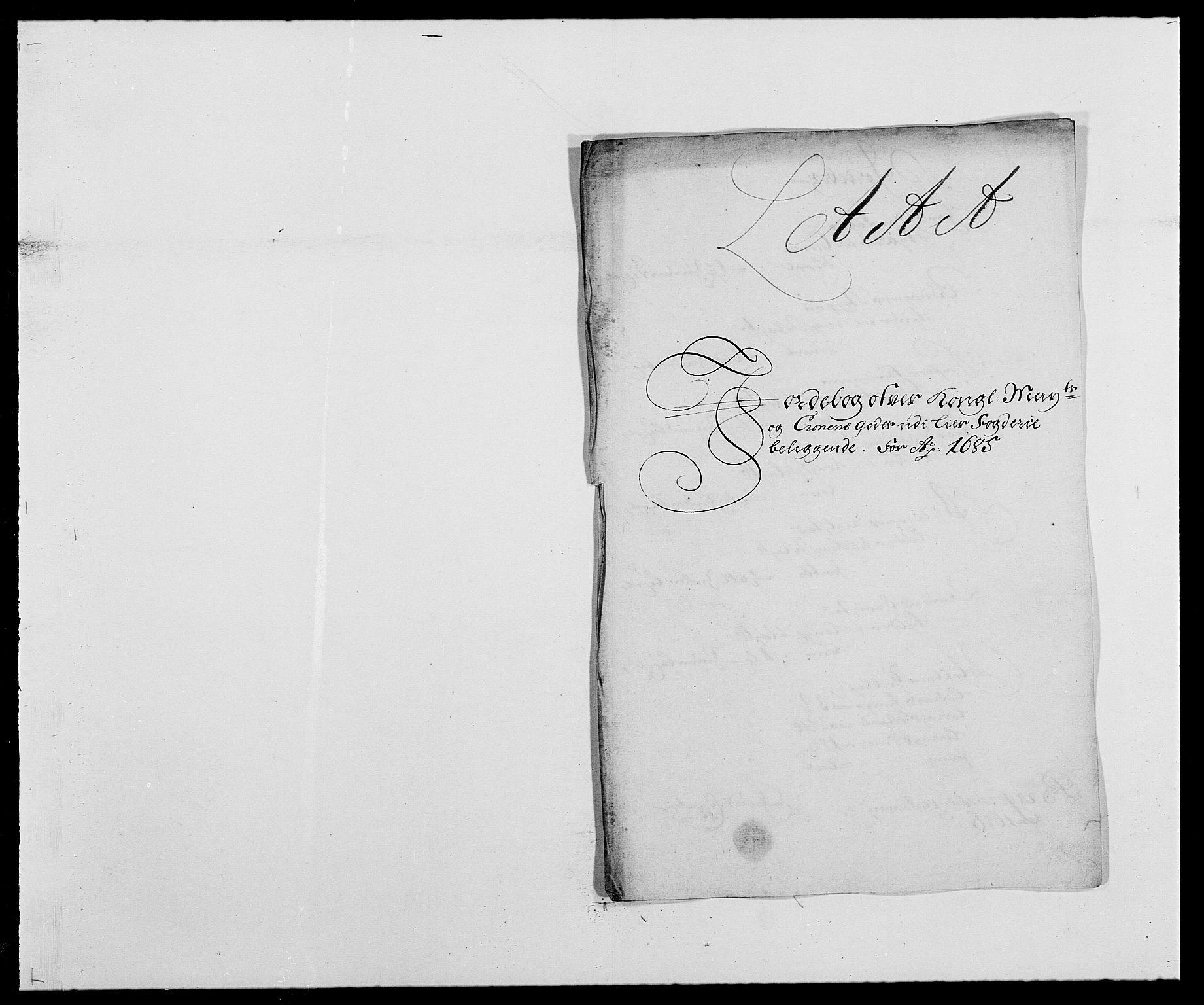 RA, Rentekammeret inntil 1814, Reviderte regnskaper, Fogderegnskap, R27/L1687: Fogderegnskap Lier, 1678-1686, s. 143
