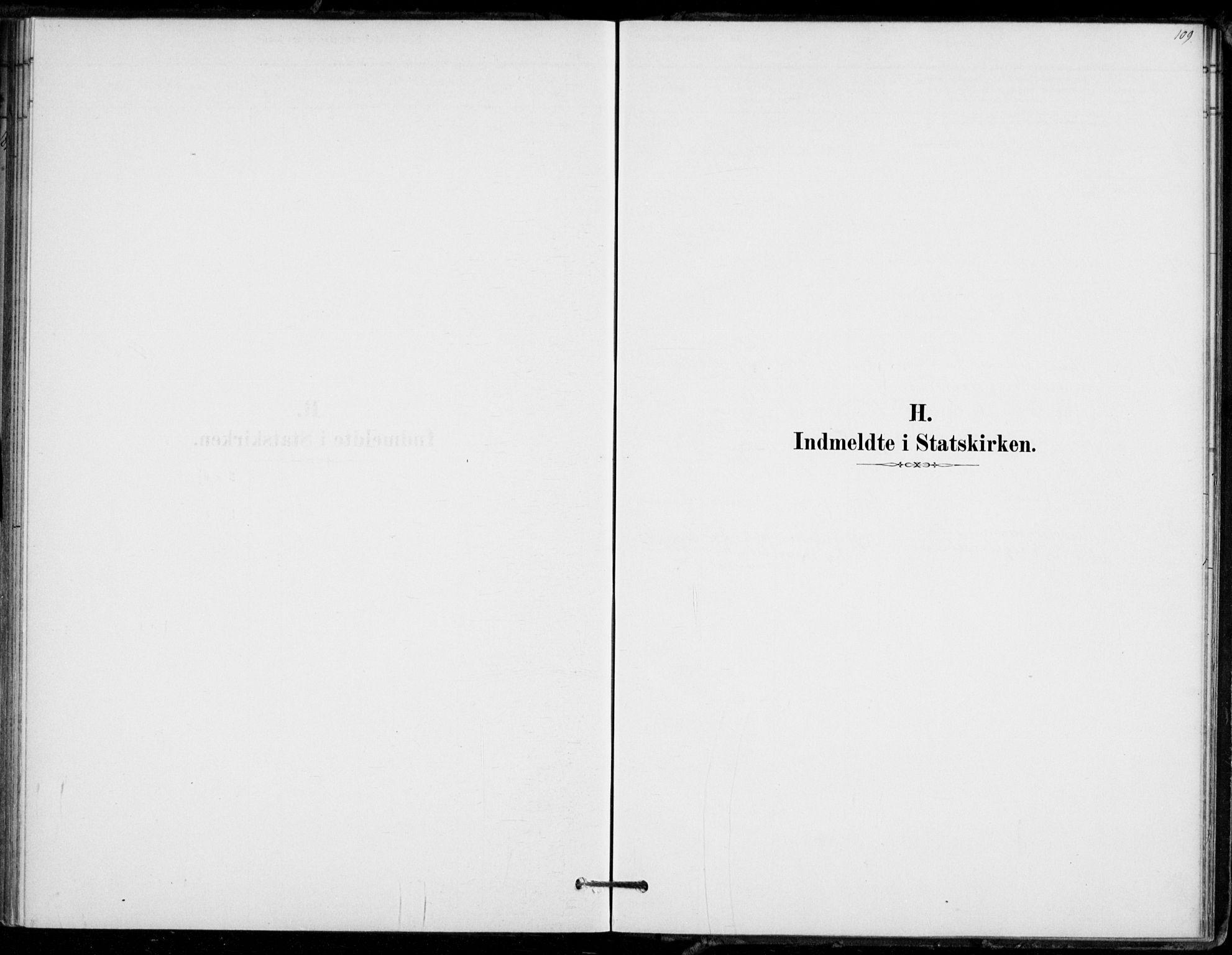 SAKO, Hof kirkebøker, F/Fb/L0001: Ministerialbok nr. II 1, 1878-1907, s. 109