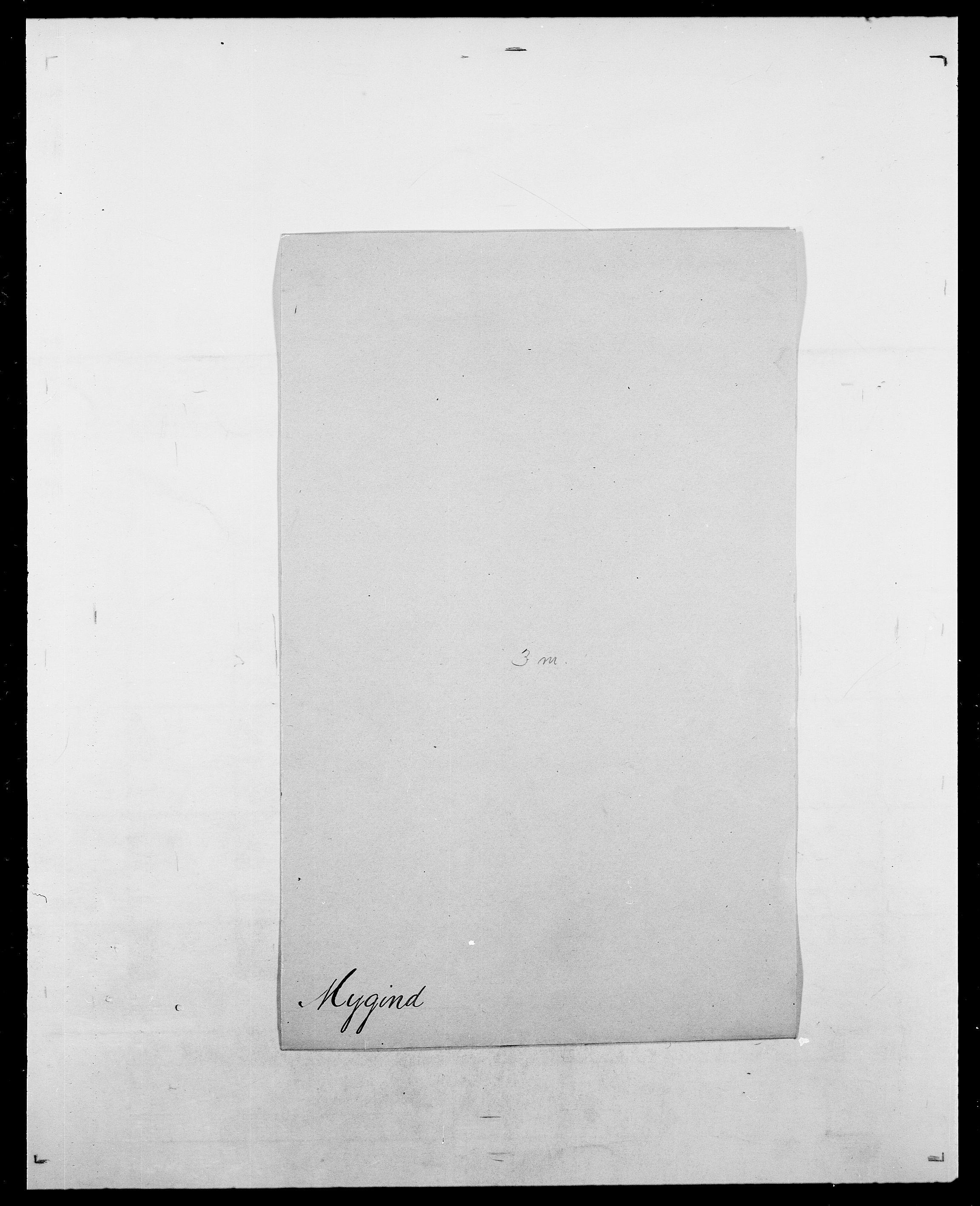 SAO, Delgobe, Charles Antoine - samling, D/Da/L0027: Morath - v. Møsting, s. 314