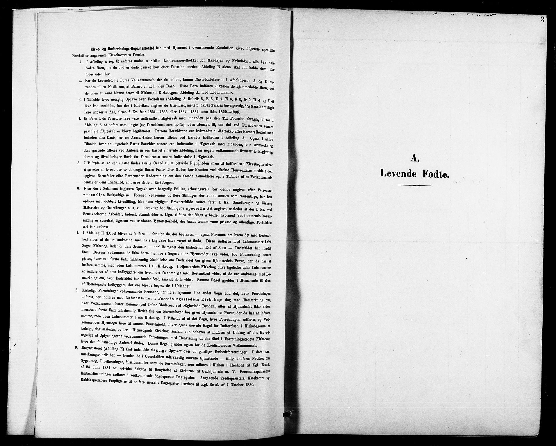 SATØ, Lenvik sokneprestembete, H/Ha: Klokkerbok nr. 8, 1899-1911, s. 3