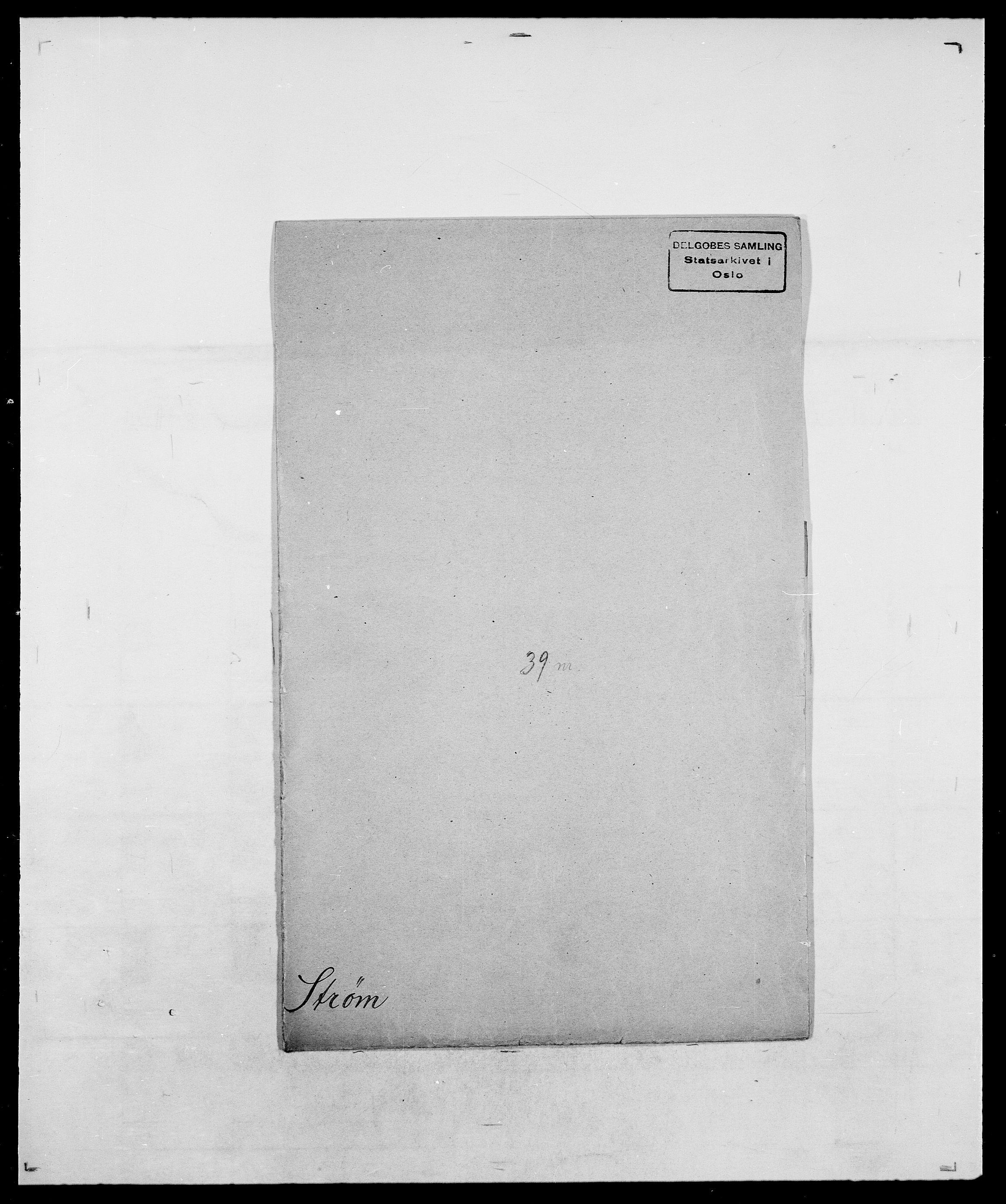 SAO, Delgobe, Charles Antoine - samling, D/Da/L0037: Steen, Sthen, Stein - Svare, Svanige, Svanne, se også Svanning og Schwane, s. 638