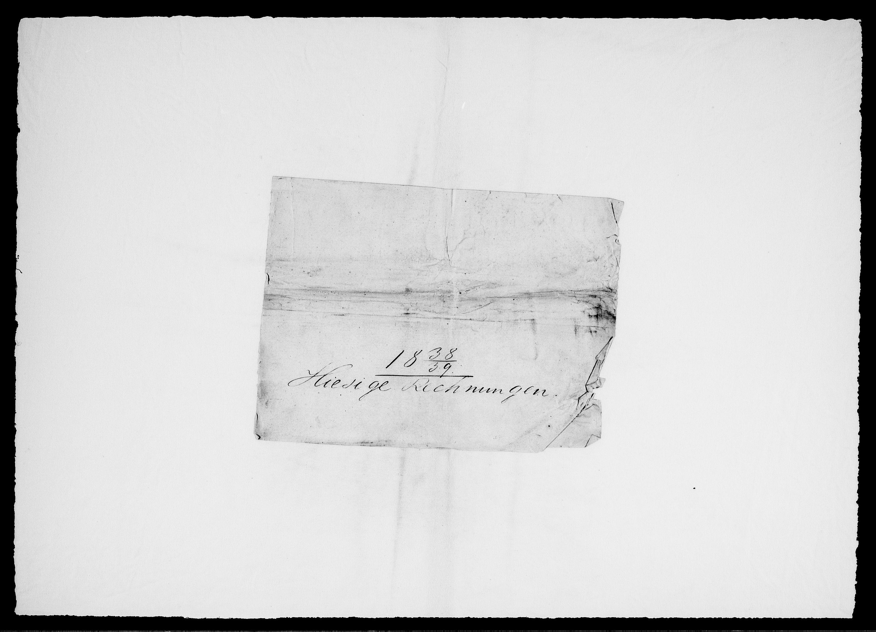 RA, Modums Blaafarveværk, G/Gd/Gdc/L0219, 1838-1841, s. 2
