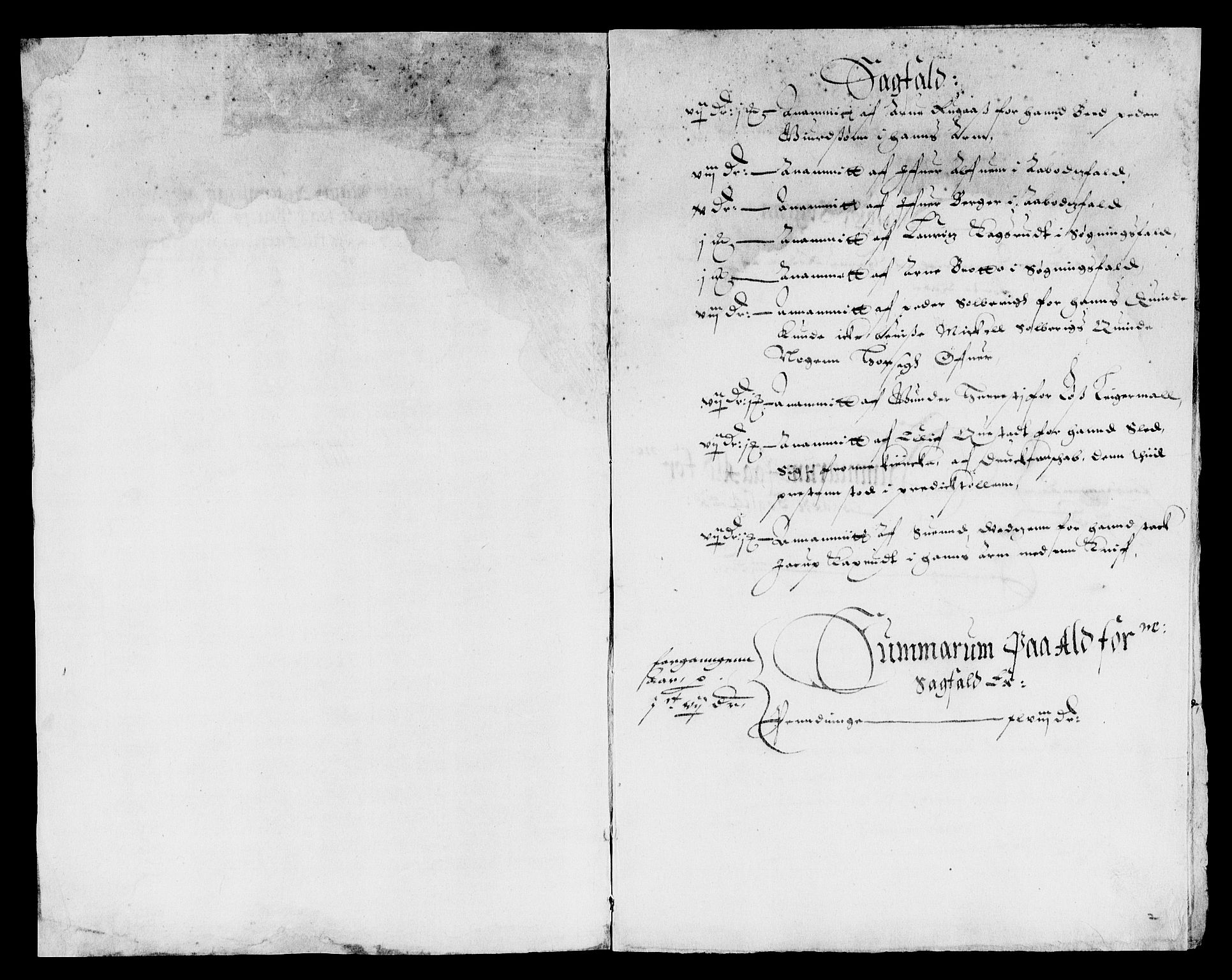 RA, Rentekammeret inntil 1814, Reviderte regnskaper, Lensregnskaper, R/Rb/Rba/L0042: Akershus len, 1617-1618