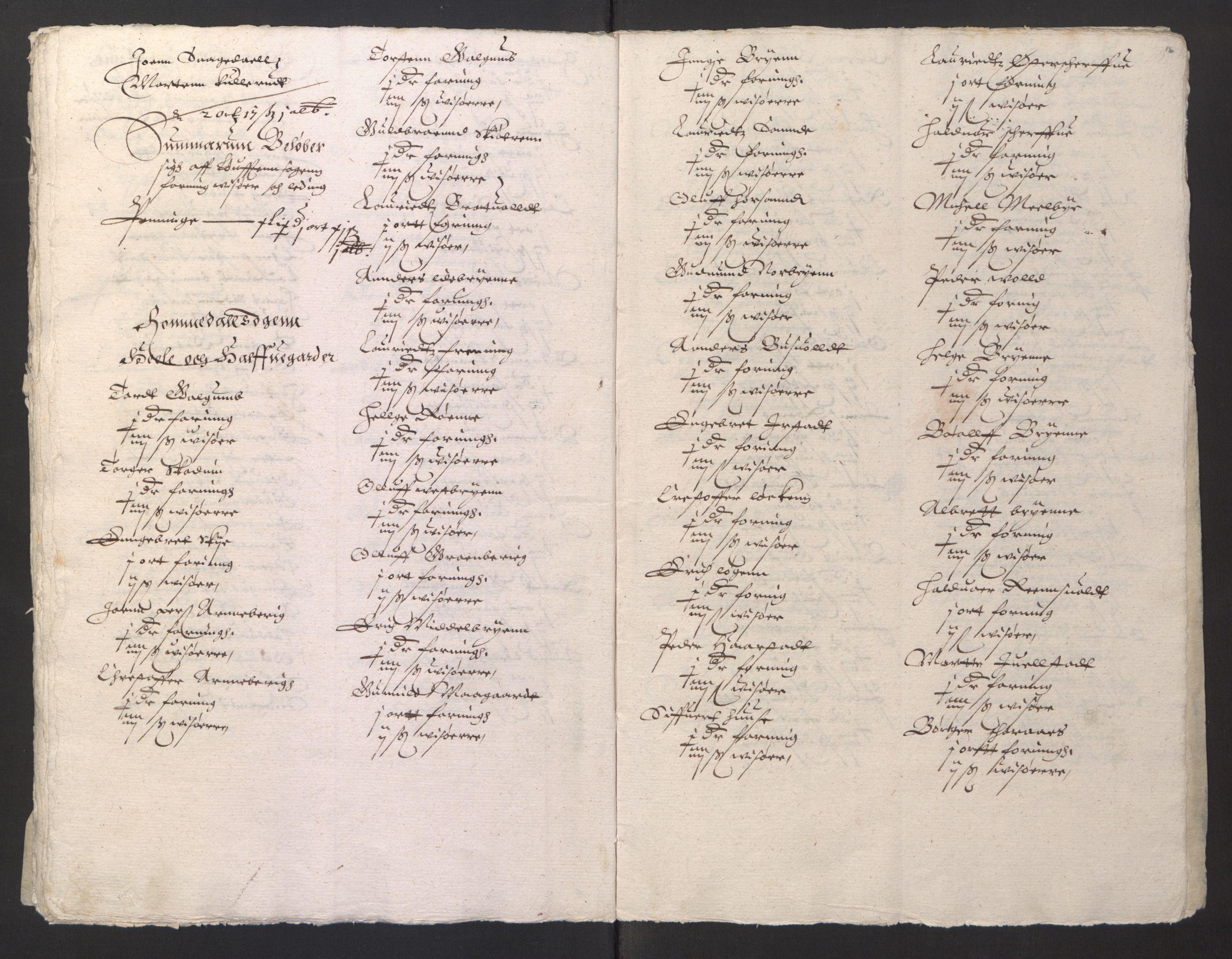 RA, Stattholderembetet 1572-1771, Ek/L0001: Jordebøker før 1624 og til utligning av garnisonsskatt 1624-1626:, 1624-1625, s. 57