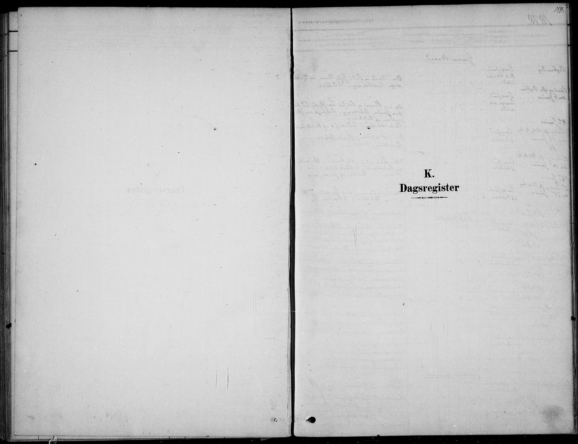 SAKO, Langesund kirkebøker, F/Fa/L0002: Ministerialbok nr. 2, 1878-1892, s. 154