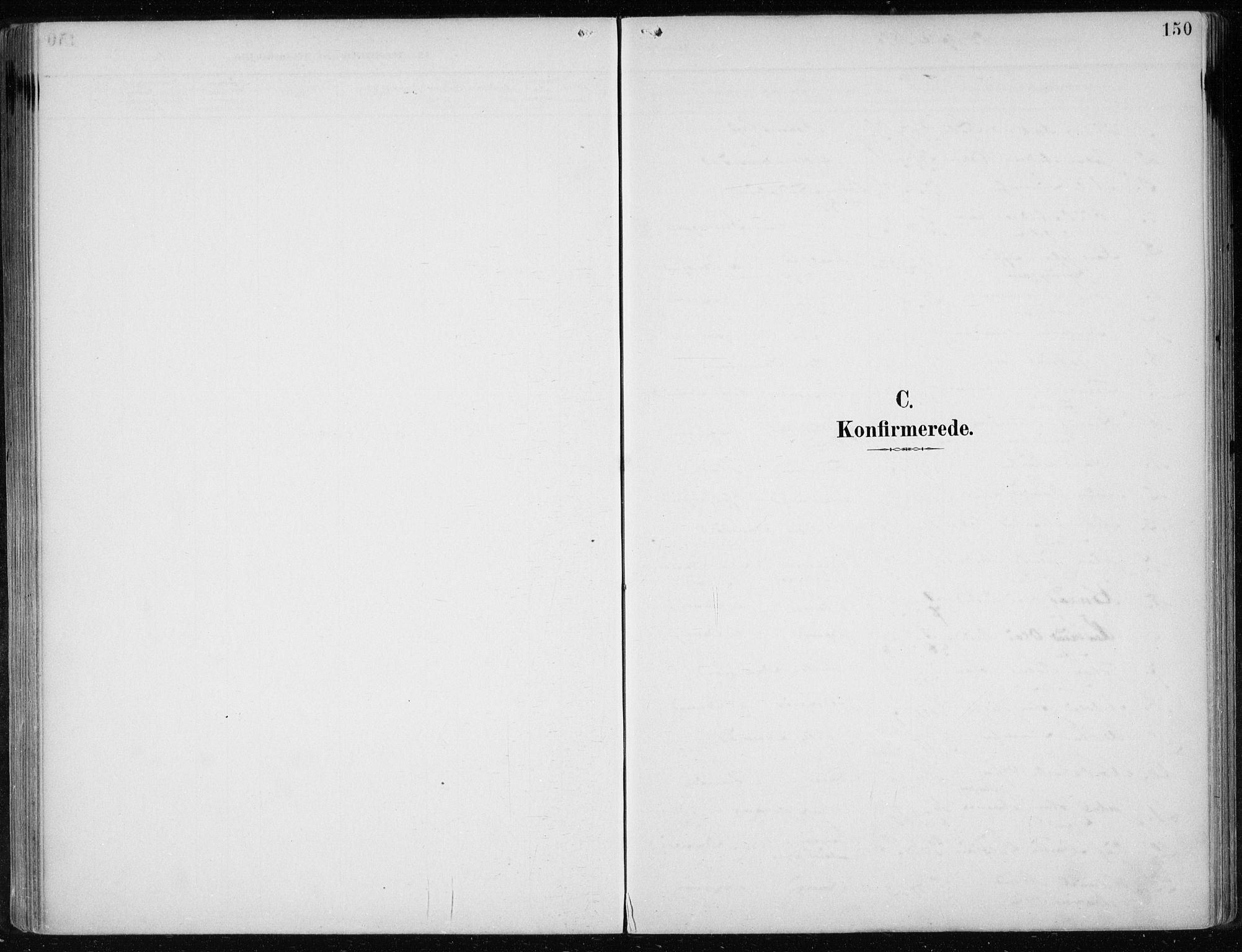 SAB, Askøy Sokneprestembete, H/Ha/Haa/Haae/L0003: Ministerialbok nr. E 3, 1891-1903, s. 150