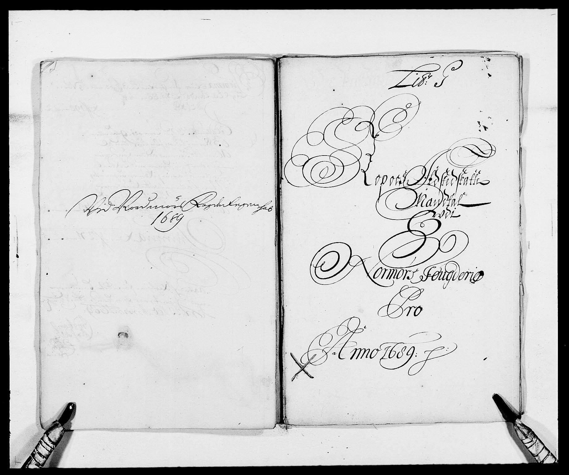 RA, Rentekammeret inntil 1814, Reviderte regnskaper, Fogderegnskap, R56/L3733: Fogderegnskap Nordmøre, 1687-1689, s. 418
