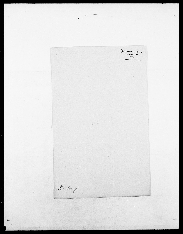 SAO, Delgobe, Charles Antoine - samling, D/Da/L0032: Rabakovsky - Rivertz, s. 815