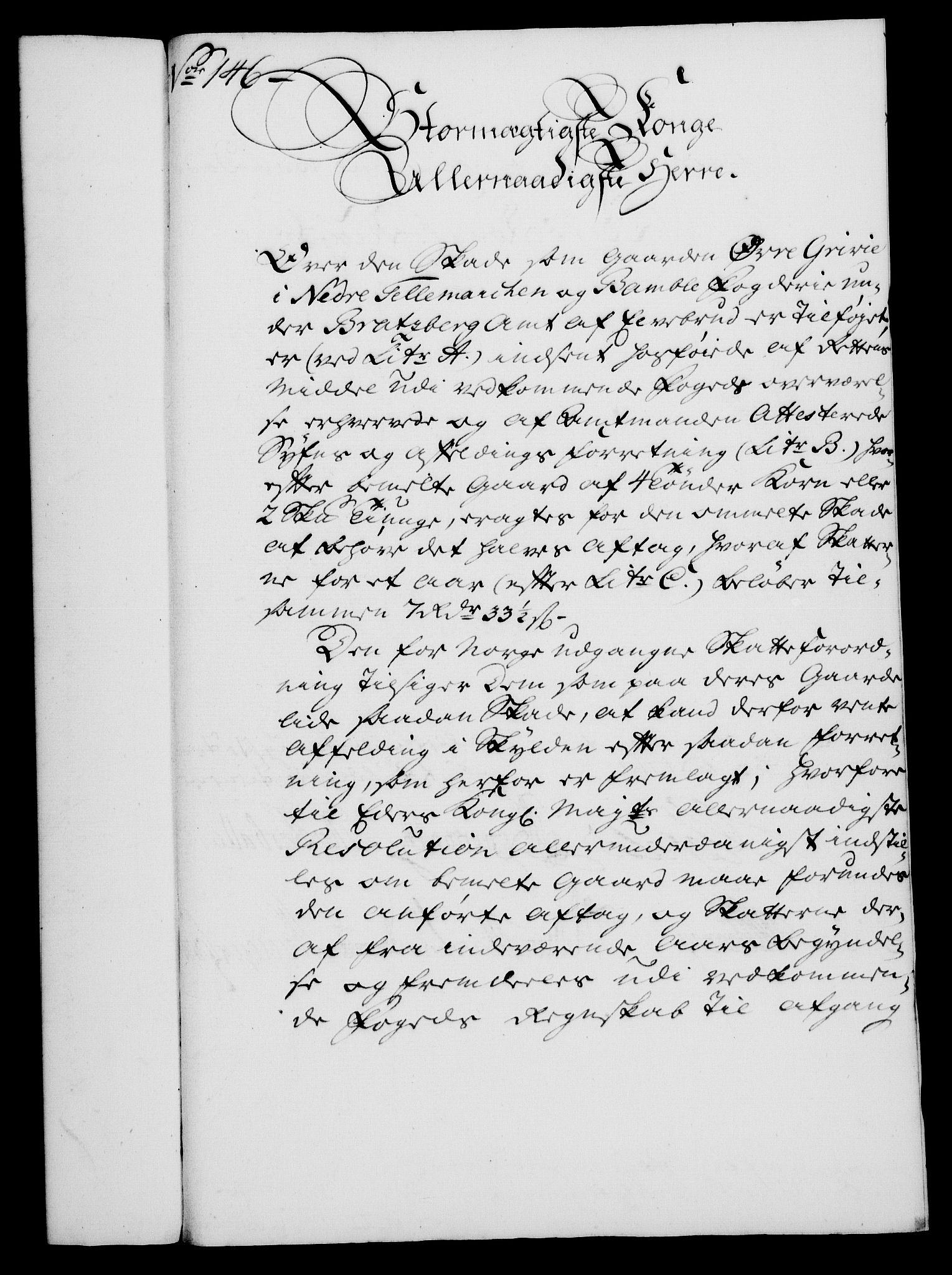 RA, Rentekammeret, Kammerkanselliet, G/Gf/Gfa/L0043: Norsk relasjons- og resolusjonsprotokoll (merket RK 52.43), 1761, s. 536