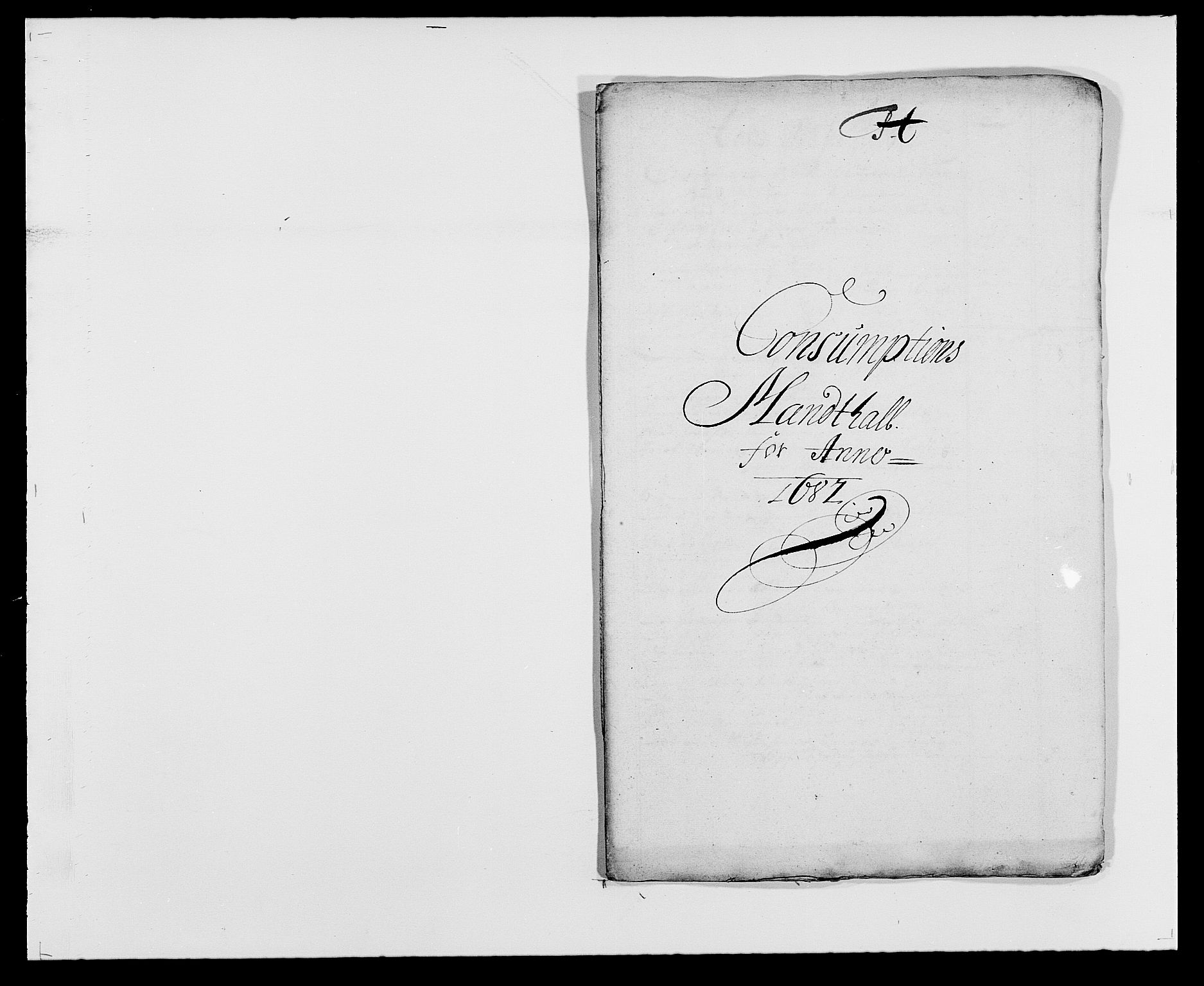 RA, Rentekammeret inntil 1814, Reviderte regnskaper, Fogderegnskap, R21/L1445: Fogderegnskap Ringerike og Hallingdal, 1681-1689, s. 382