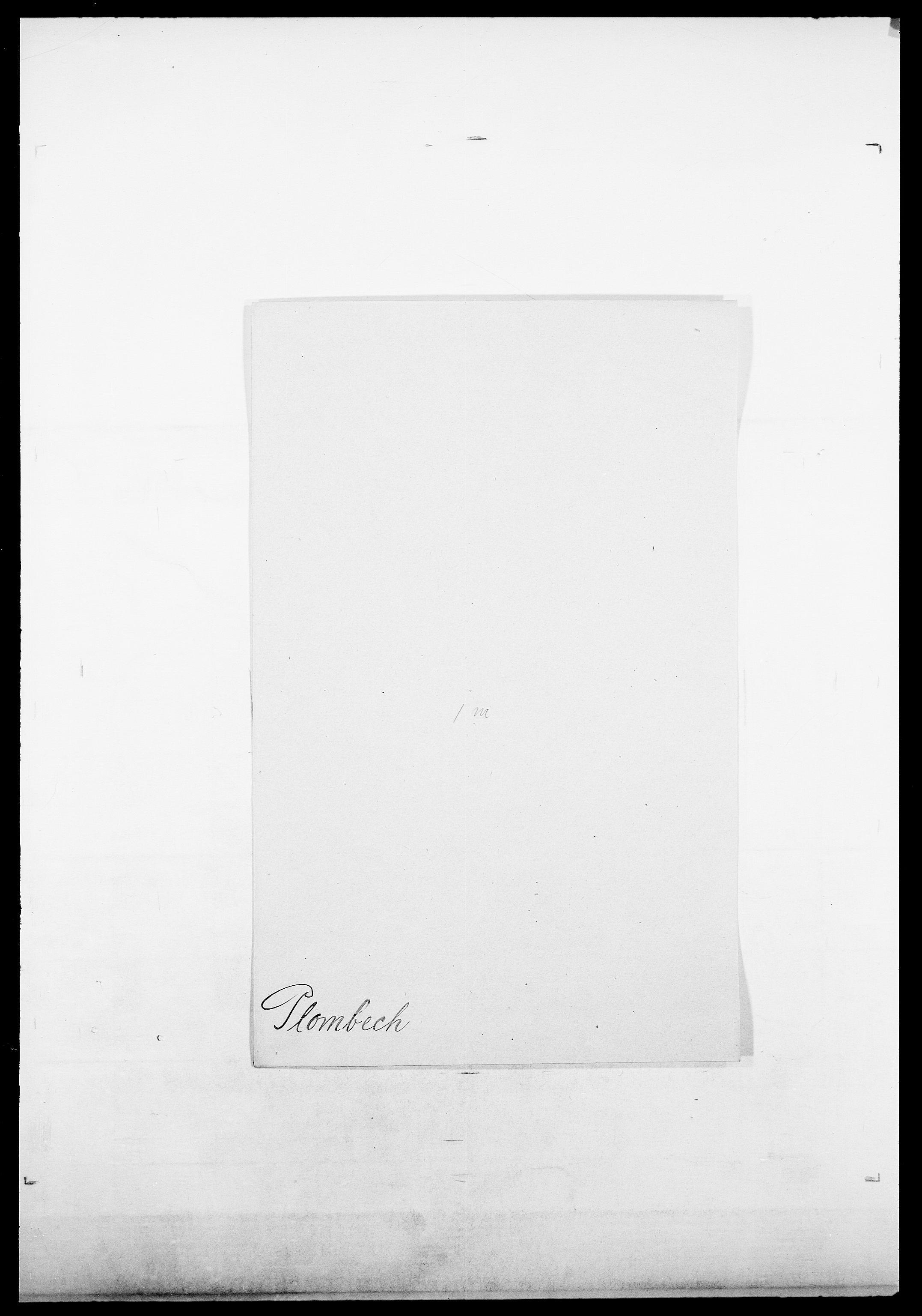 SAO, Delgobe, Charles Antoine - samling, D/Da/L0031: de Place - Raaum, s. 128