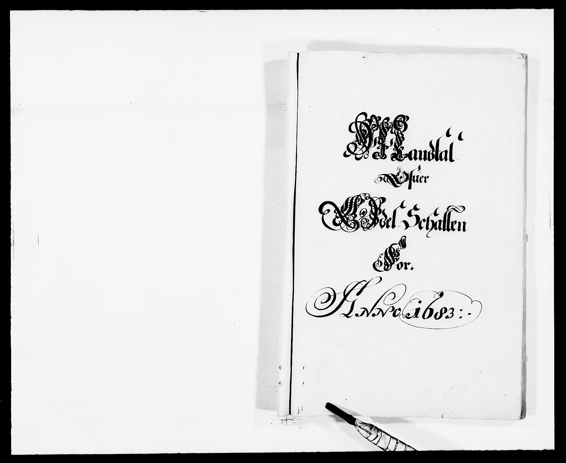 RA, Rentekammeret inntil 1814, Reviderte regnskaper, Fogderegnskap, R32/L1852: Fogderegnskap Jarlsberg grevskap, 1683, s. 171