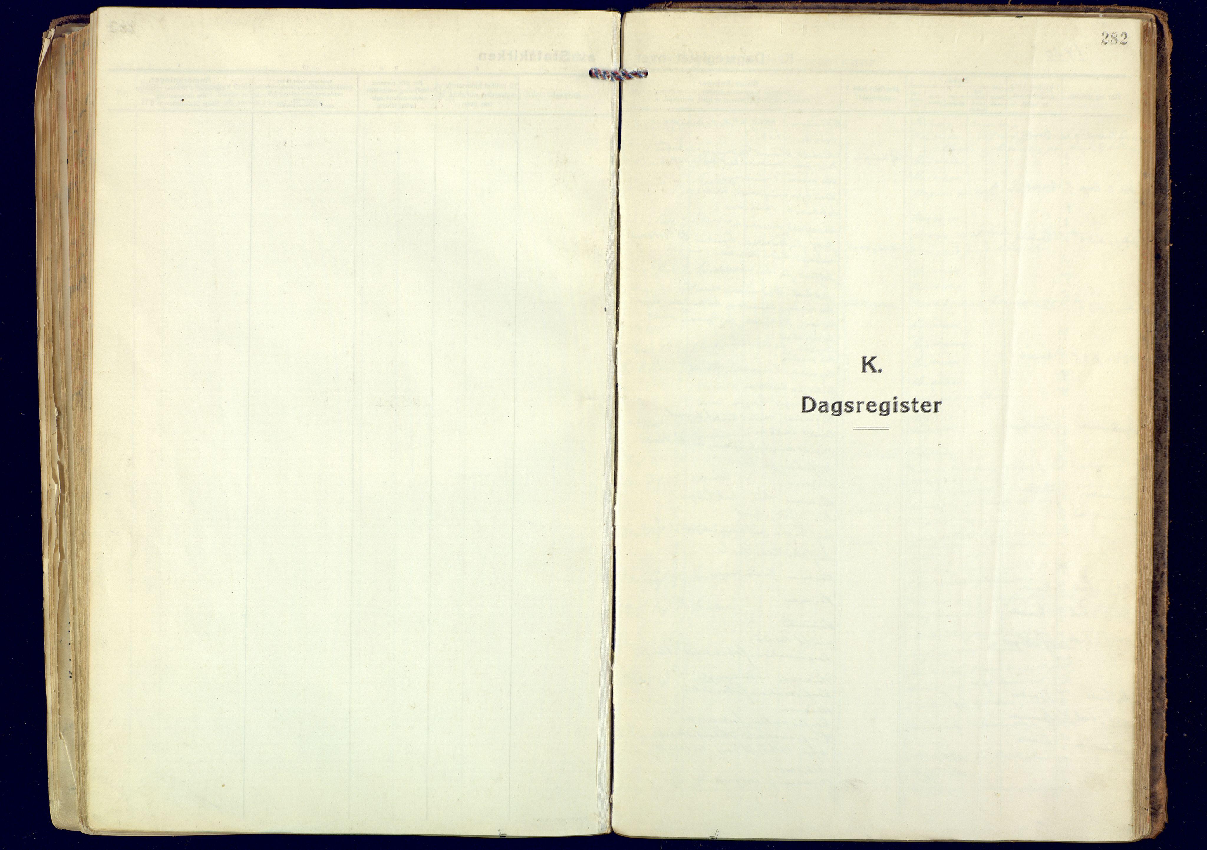 SATØ, Målselv sokneprestembete, Ministerialbok nr. 14, 1919-1932, s. 282
