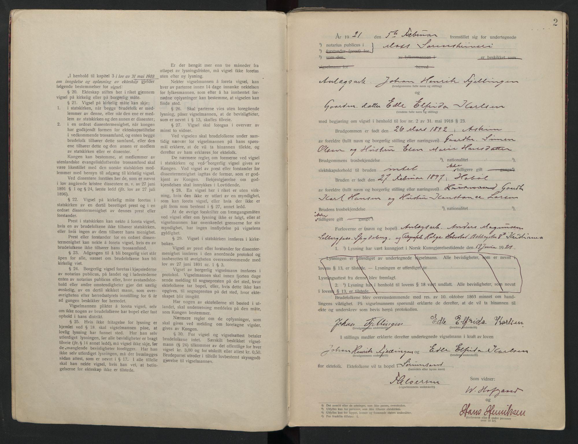 SAO, Moss sorenskriveri, 1921-1937, s. 2