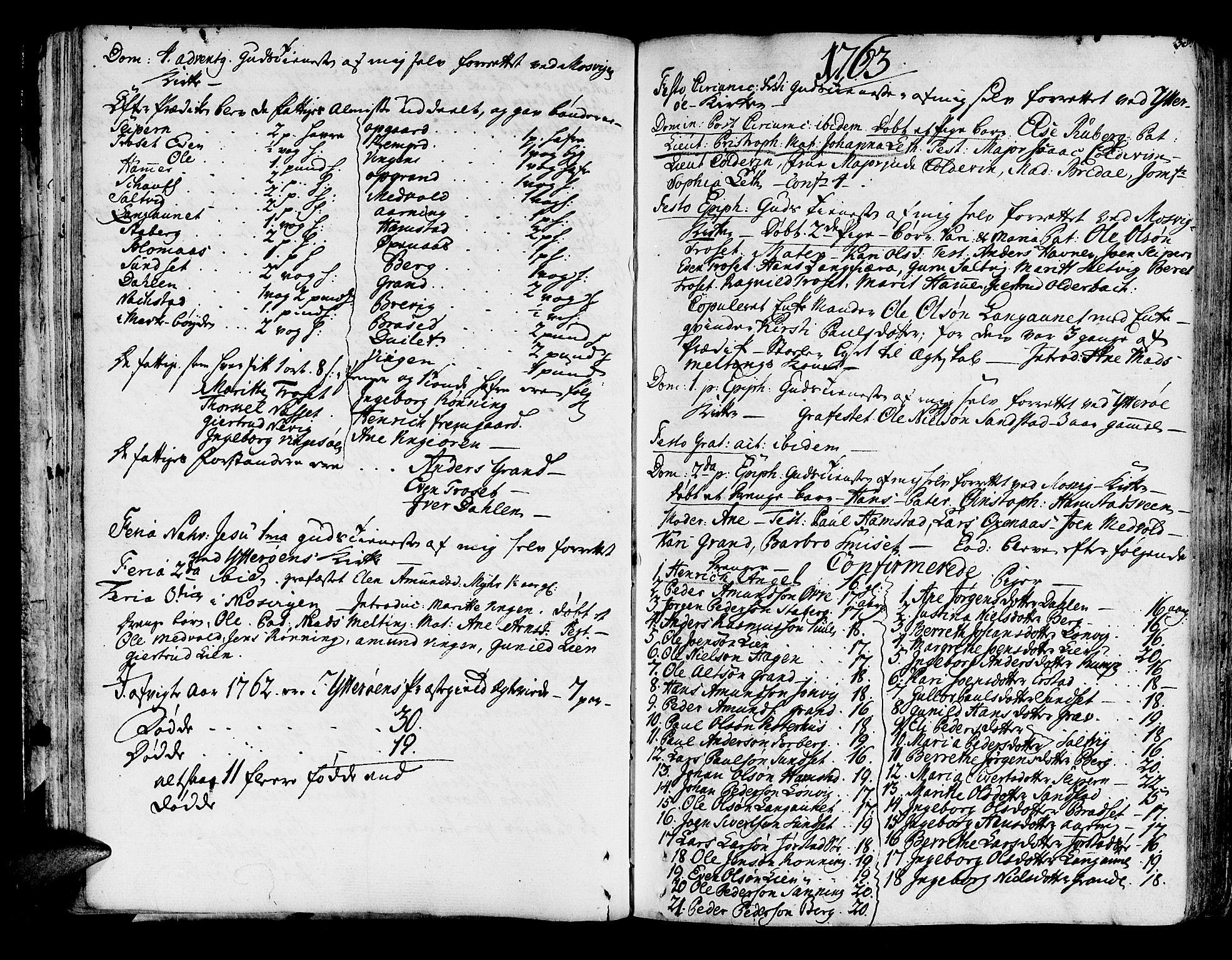 SAT, Ministerialprotokoller, klokkerbøker og fødselsregistre - Nord-Trøndelag, 722/L0216: Ministerialbok nr. 722A03, 1756-1816, s. 38