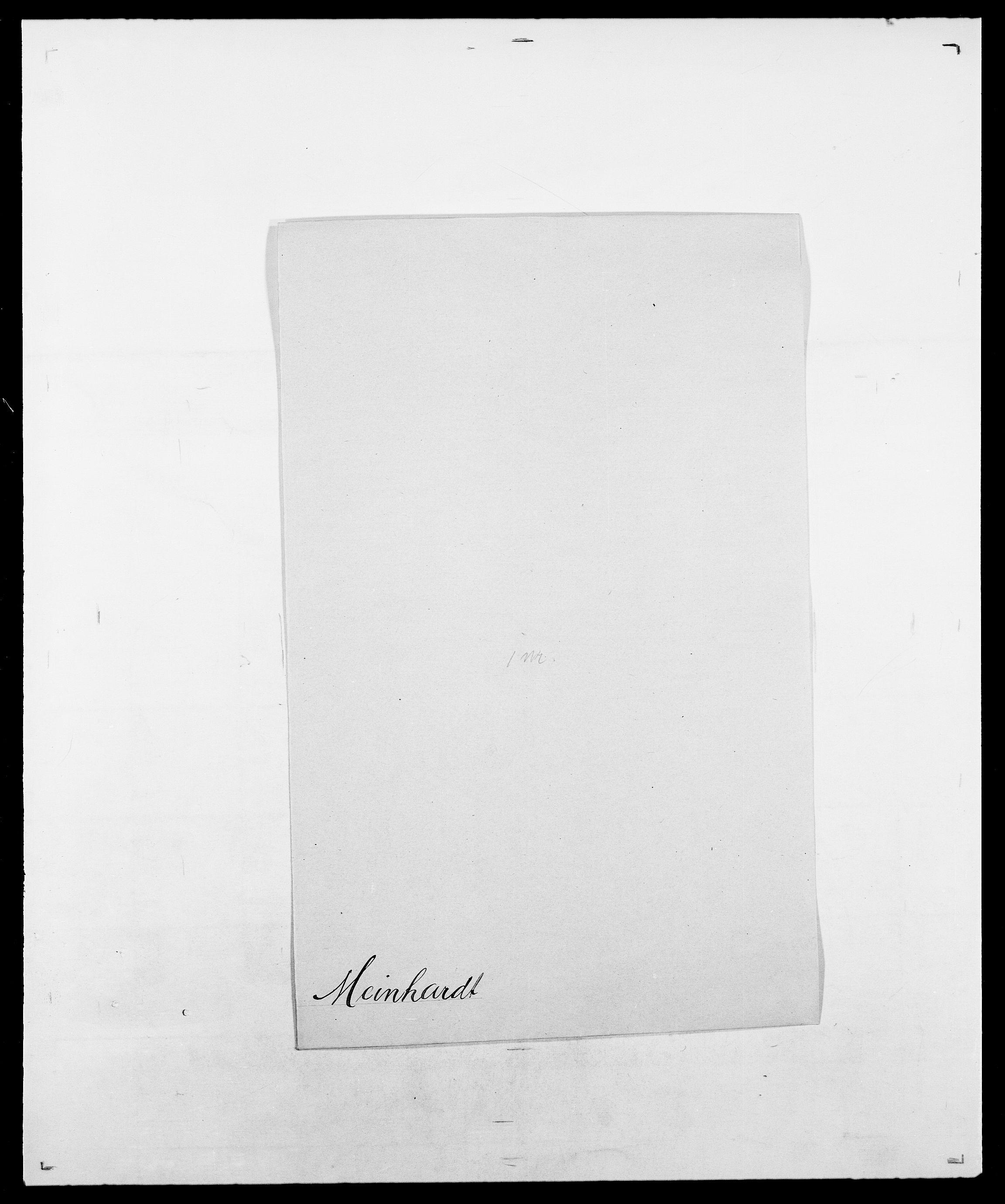 SAO, Delgobe, Charles Antoine - samling, D/Da/L0026: Mechelby - Montoppidan, s. 198