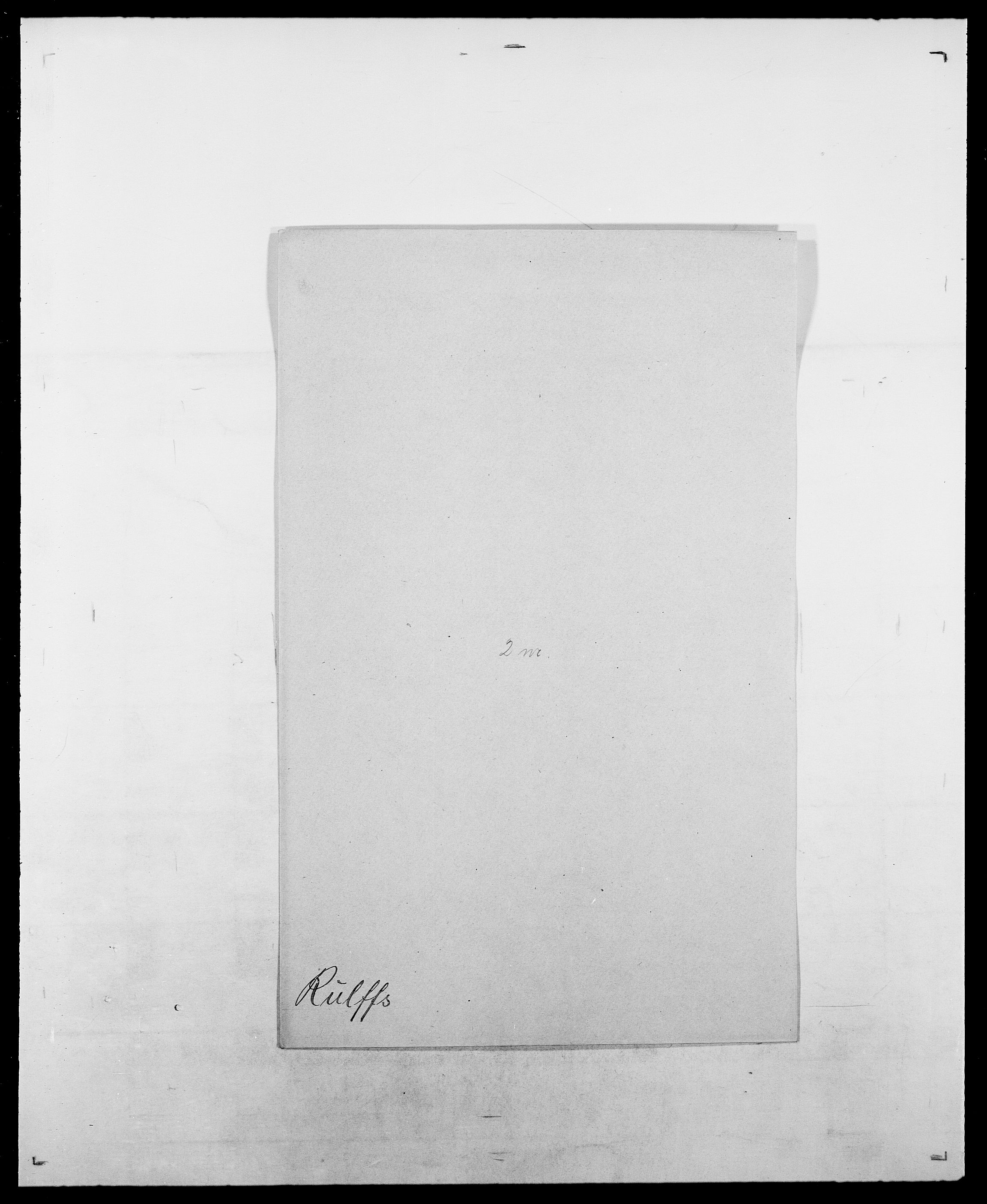 SAO, Delgobe, Charles Antoine - samling, D/Da/L0033: Roald - Røyem, s. 451