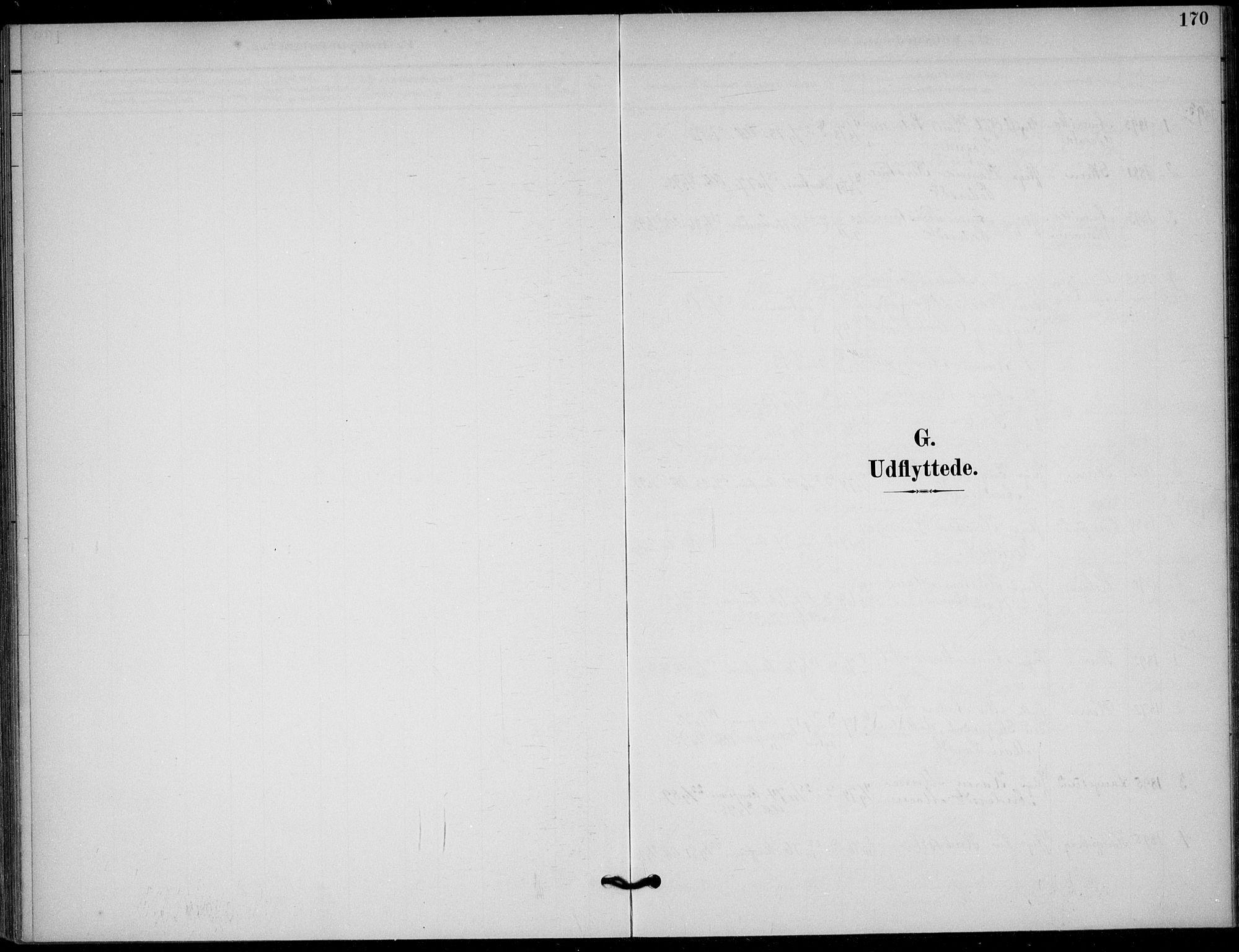 SAKO, Solum kirkebøker, F/Fb/L0002: Ministerialbok nr. II 2, 1893-1901, s. 170