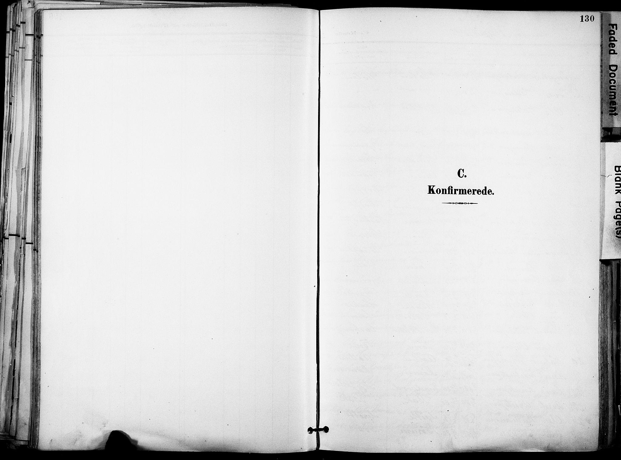 SAT, Ministerialprotokoller, klokkerbøker og fødselsregistre - Sør-Trøndelag, 678/L0902: Ministerialbok nr. 678A11, 1895-1911, s. 130
