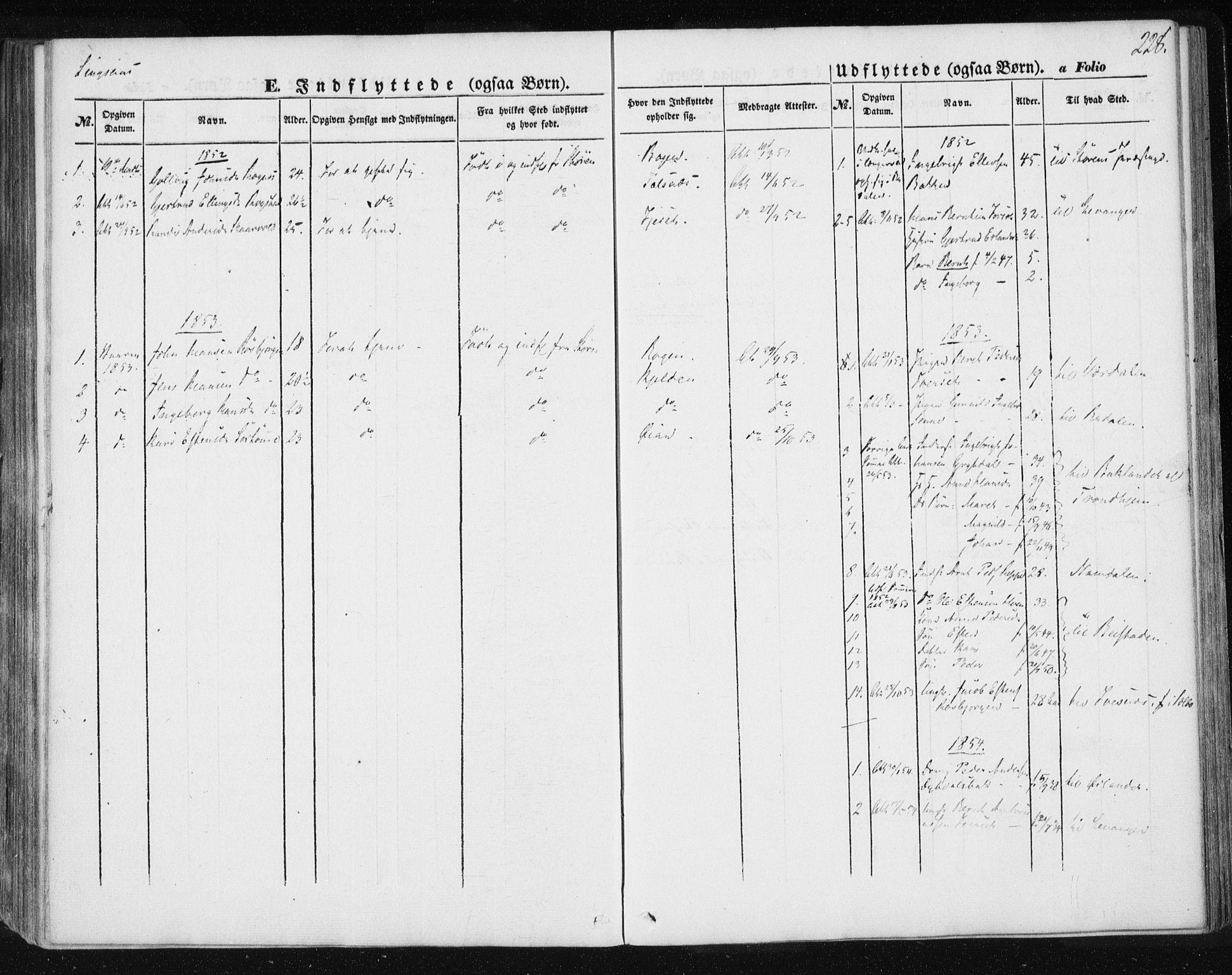 SAT, Ministerialprotokoller, klokkerbøker og fødselsregistre - Sør-Trøndelag, 685/L0964: Ministerialbok nr. 685A06 /2, 1846-1859, s. 228