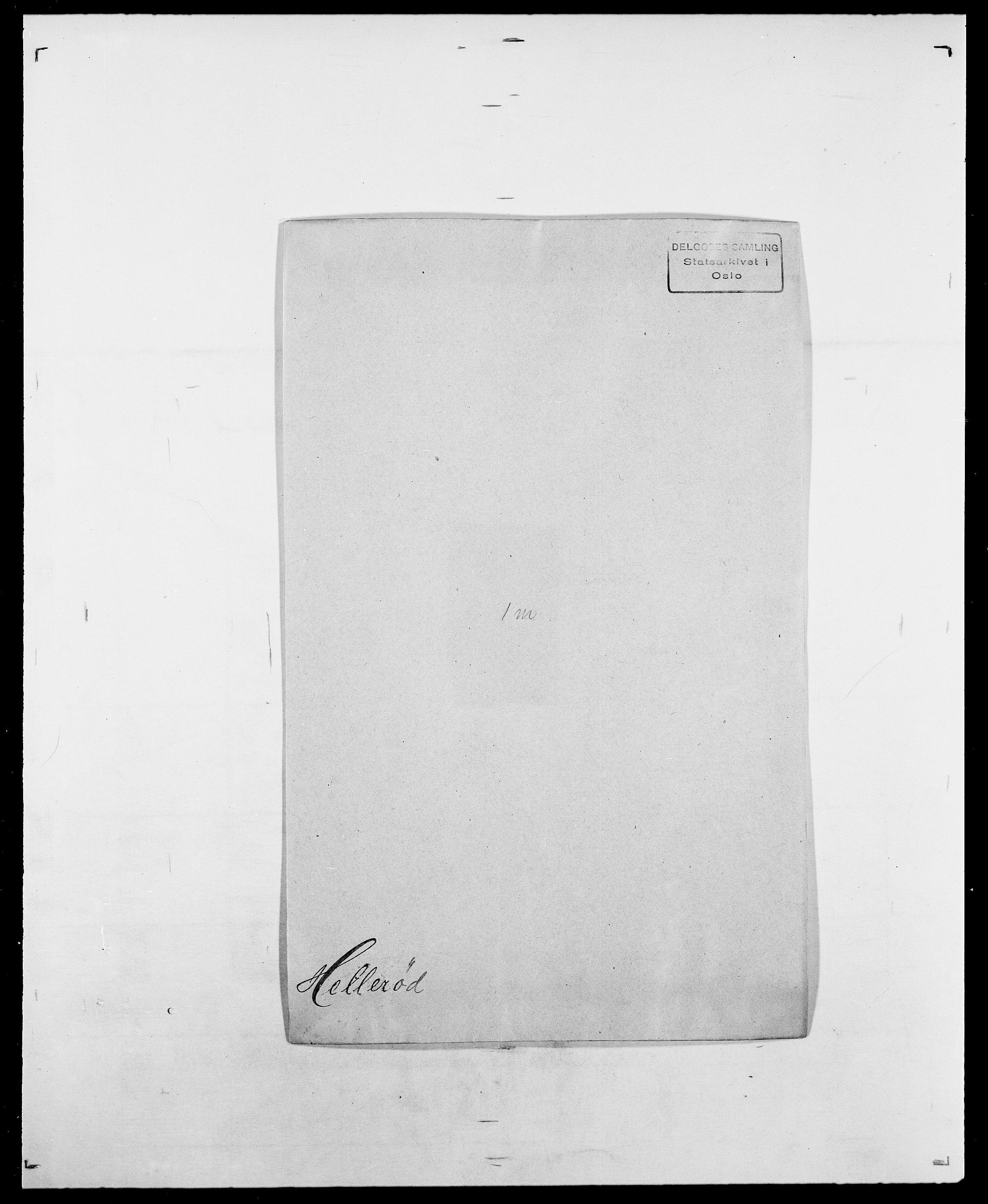 SAO, Delgobe, Charles Antoine - samling, D/Da/L0017: Helander - Hjørne, s. 67