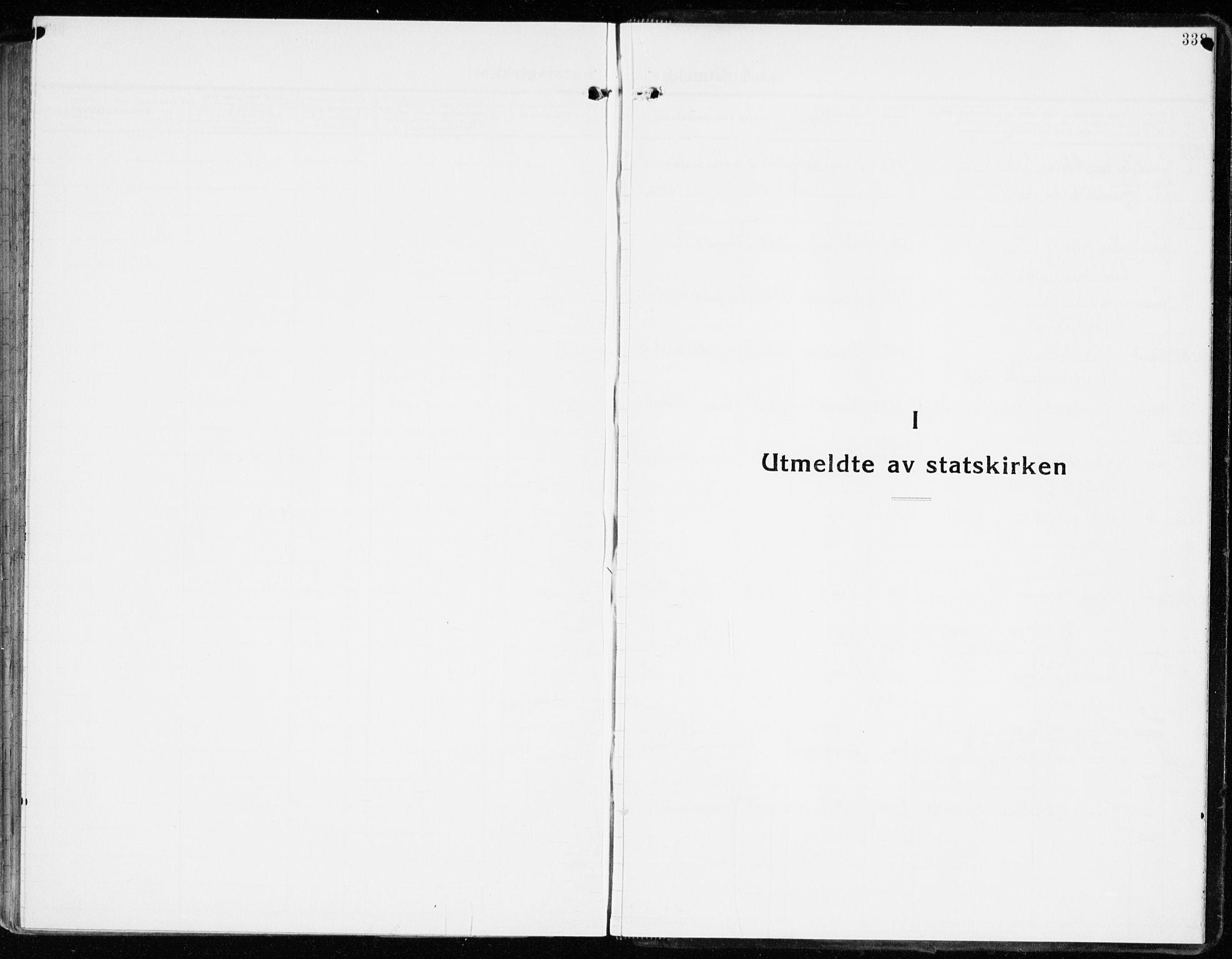 SAH, Stange prestekontor, K/L0027: Ministerialbok nr. 27, 1937-1947, s. 338