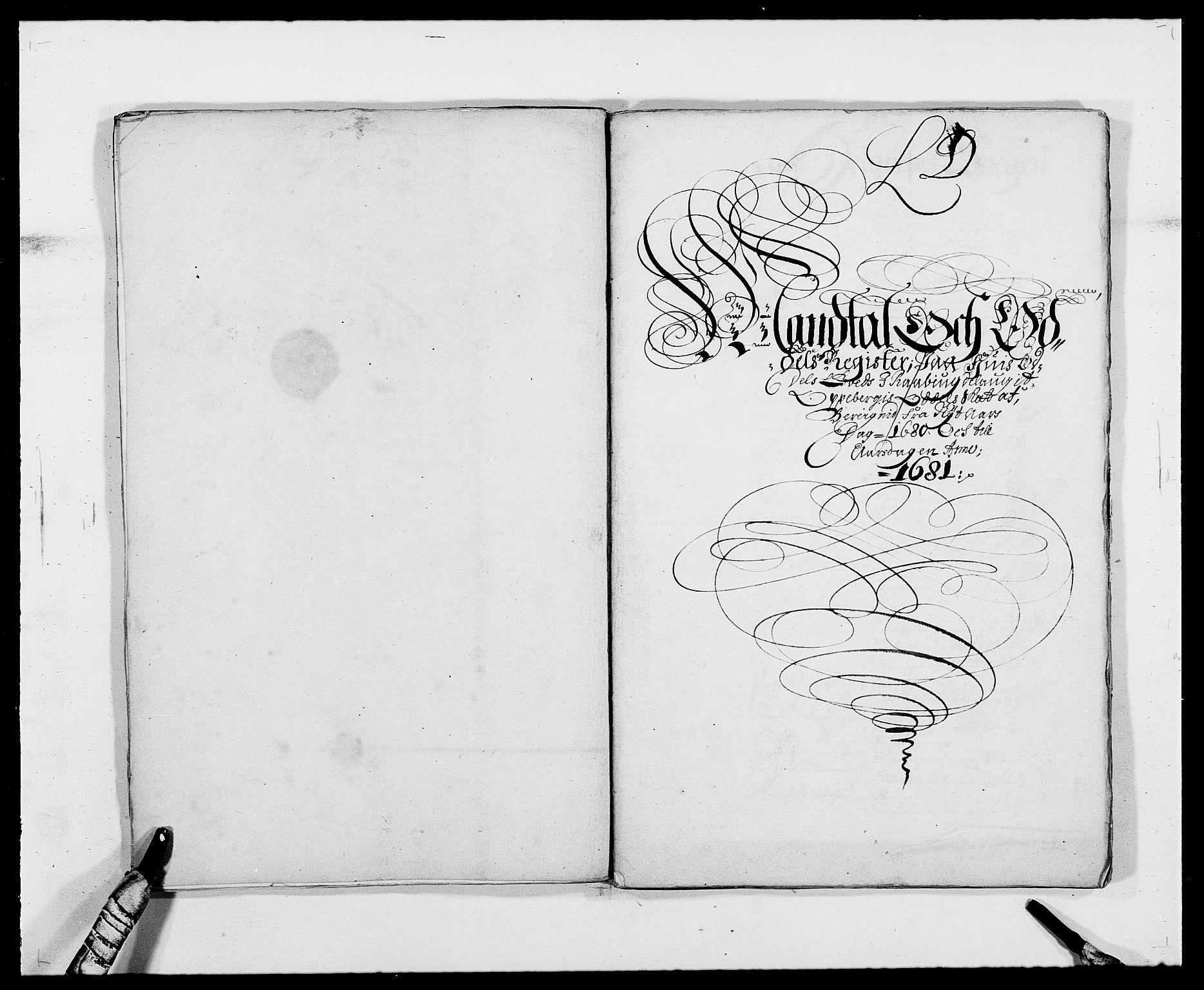 RA, Rentekammeret inntil 1814, Reviderte regnskaper, Fogderegnskap, R40/L2436: Fogderegnskap Råbyggelag, 1679-1680, s. 235