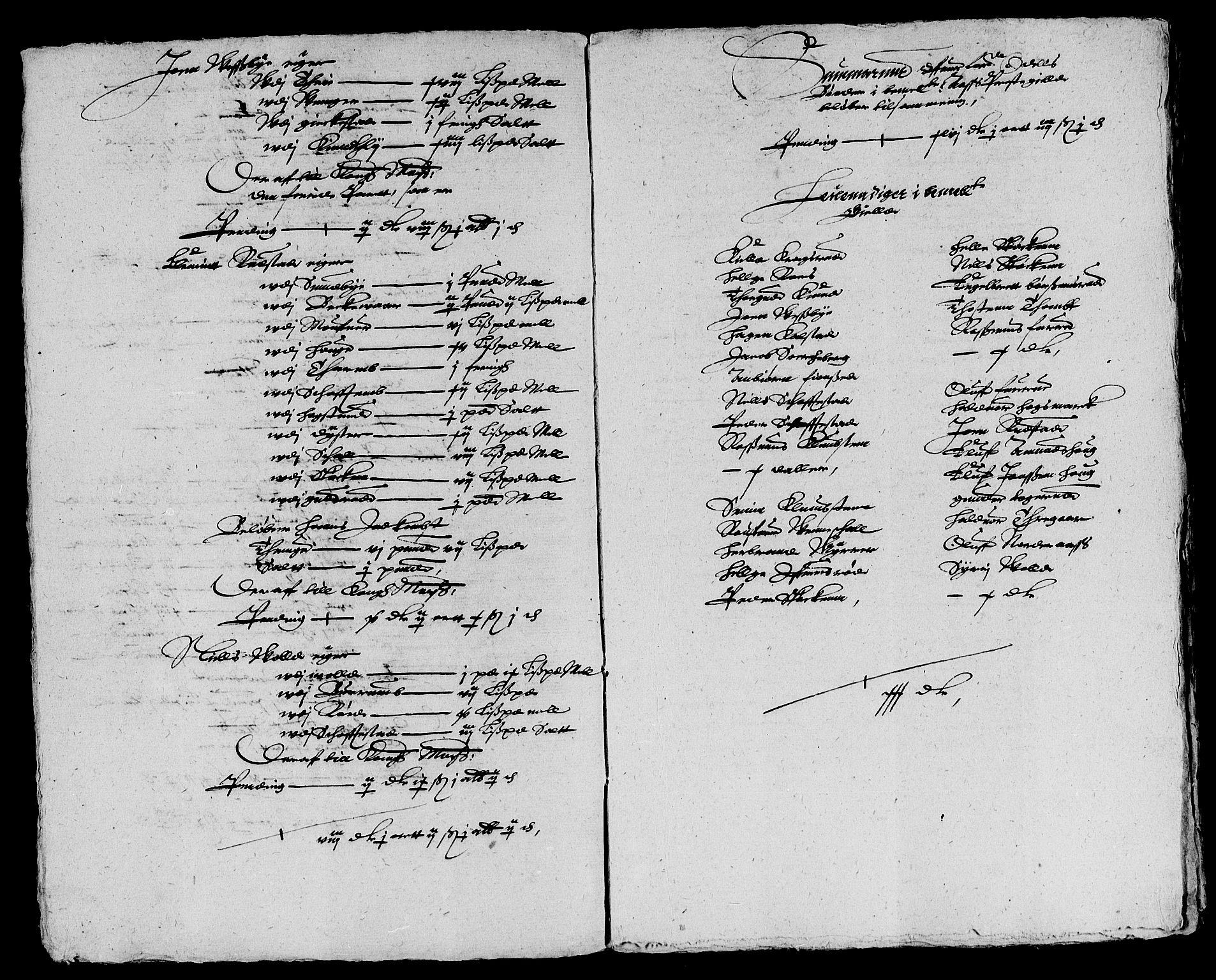 RA, Rentekammeret inntil 1814, Reviderte regnskaper, Lensregnskaper, R/Rb/Rba/L0083: Akershus len, 1627-1628