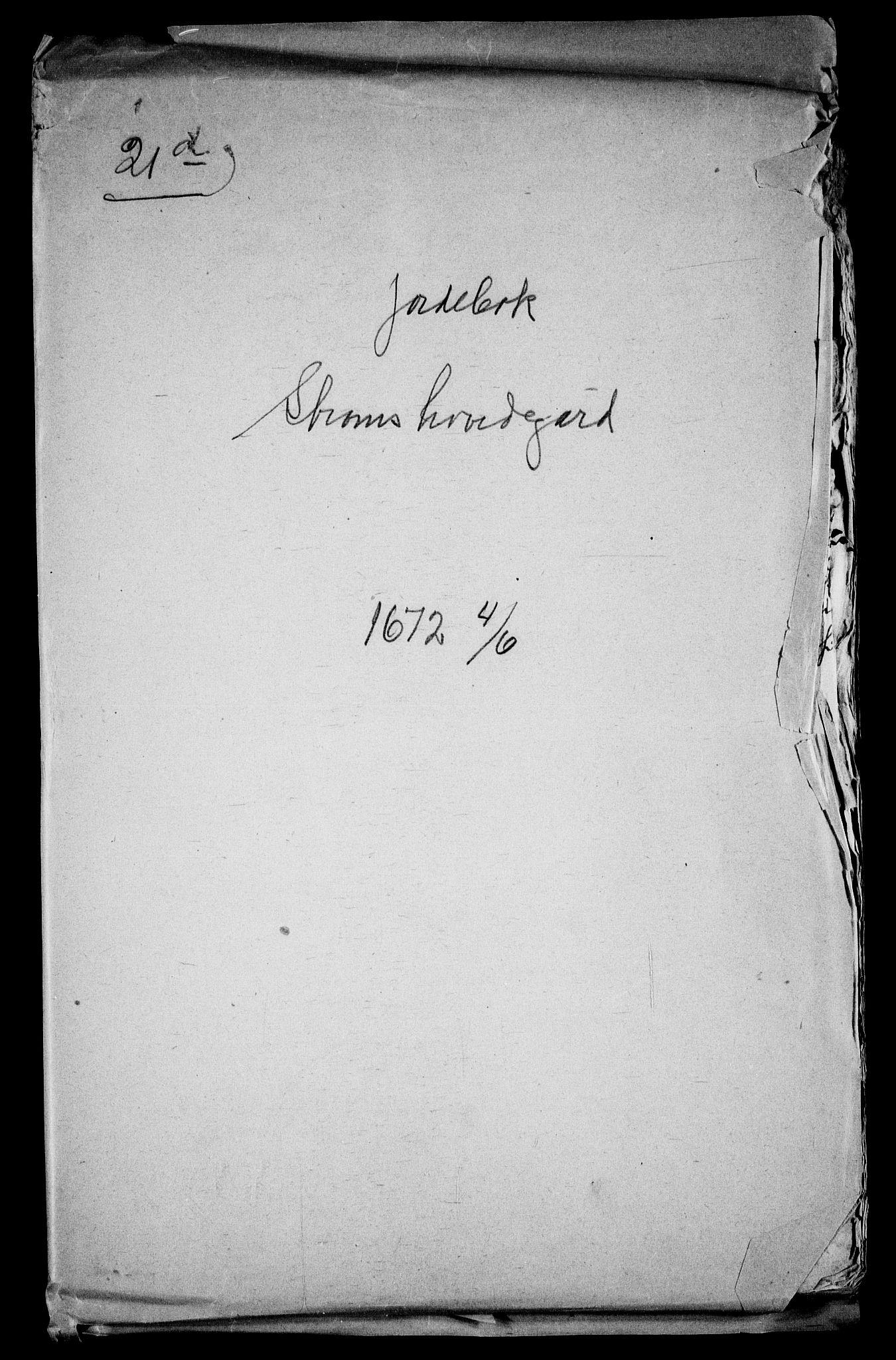 RA, Rentekammeret inntil 1814, Realistisk ordnet avdeling, On/L0008: [Jj 9]: Jordebøker innlevert til kongelig kommisjon 1672: Hammar, Osgård, Sem med Skjelbred, Fossesholm, Fiskum og Ulland (1669-1672), Strøm (1658-u.d. og 1672-73) samt Svanøy gods i Sunnfjord (1657)., 1672, s. 213