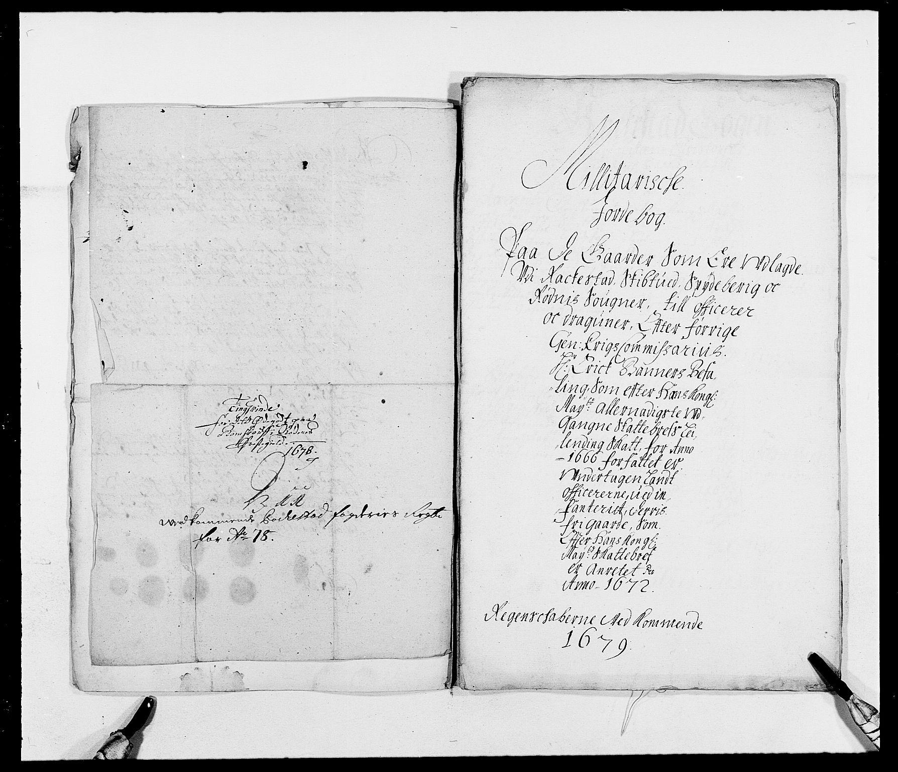 RA, Rentekammeret inntil 1814, Reviderte regnskaper, Fogderegnskap, R05/L0271: Fogderegnskap Rakkestad, 1678-1679, s. 528