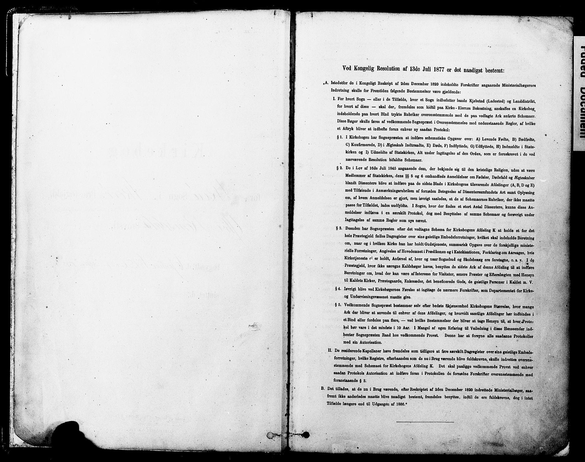 SAT, Ministerialprotokoller, klokkerbøker og fødselsregistre - Møre og Romsdal, 560/L0721: Ministerialbok nr. 560A05, 1878-1917