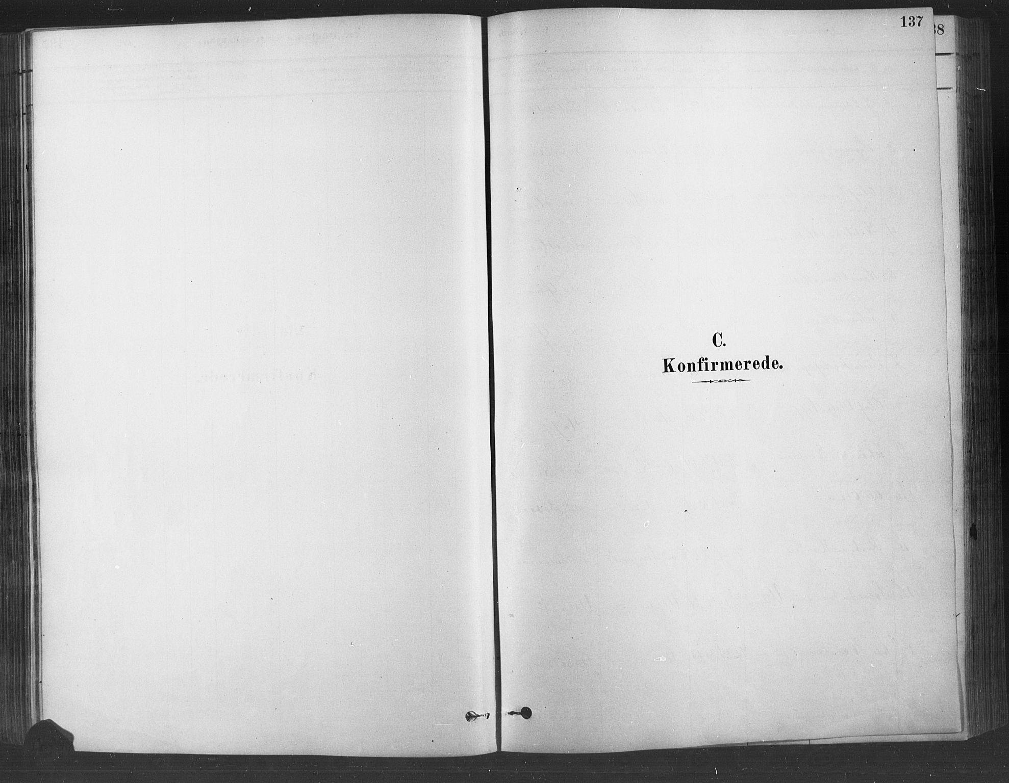 SAH, Fåberg prestekontor, Ministerialbok nr. 9, 1879-1898, s. 137