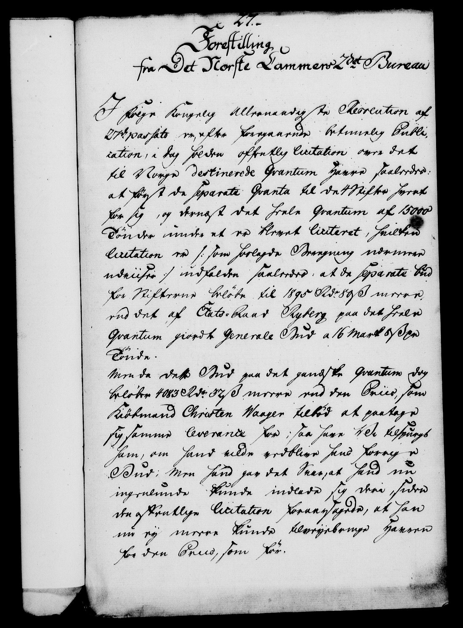 RA, Rentekammeret, Kammerkanselliet, G/Gf/Gfa/L0054: Norsk relasjons- og resolusjonsprotokoll (merket RK 52.54), 1771-1772, s. 296