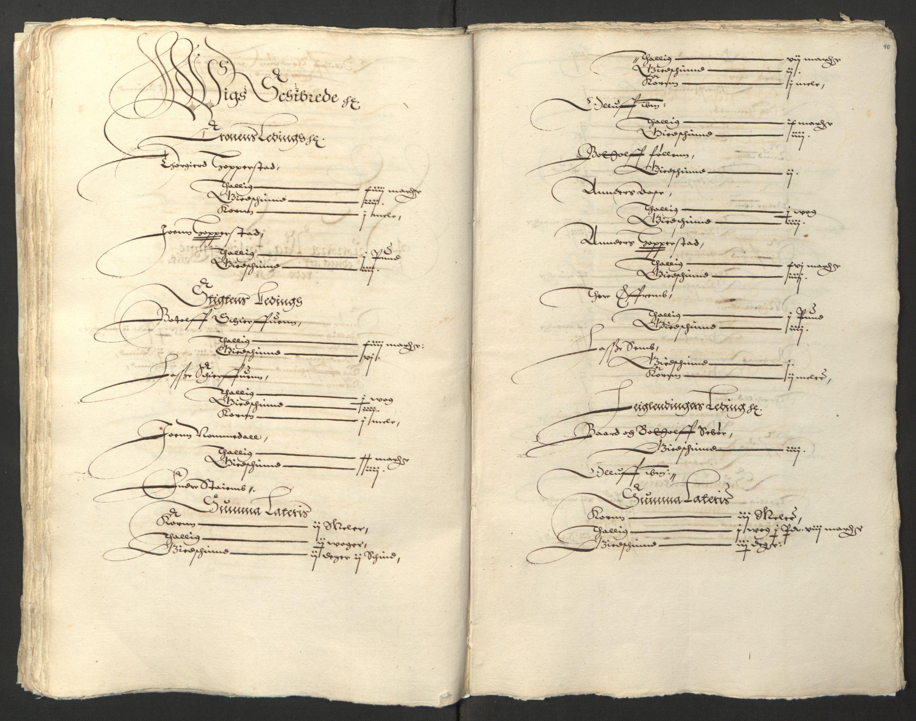 RA, Stattholderembetet 1572-1771, Ek/L0003: Jordebøker til utlikning av garnisonsskatt 1624-1626:, 1624-1625, s. 156