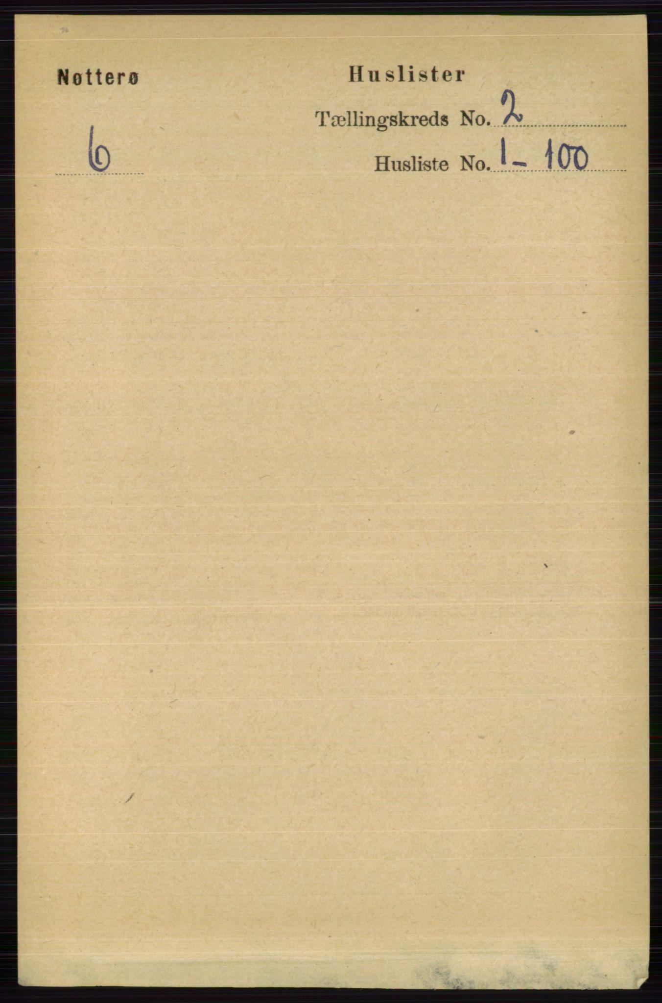 RA, Folketelling 1891 for 0722 Nøtterøy herred, 1891, s. 739