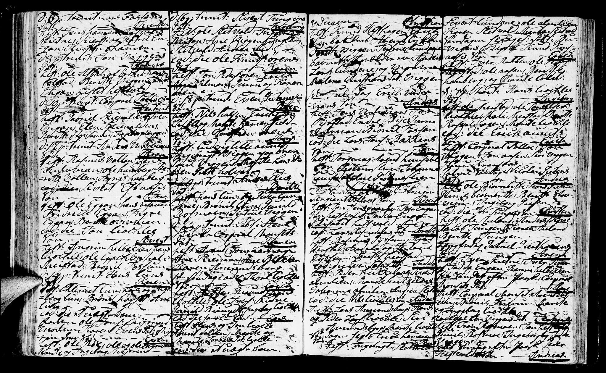 SAT, Ministerialprotokoller, klokkerbøker og fødselsregistre - Sør-Trøndelag, 665/L0768: Ministerialbok nr. 665A03, 1754-1803, s. 102