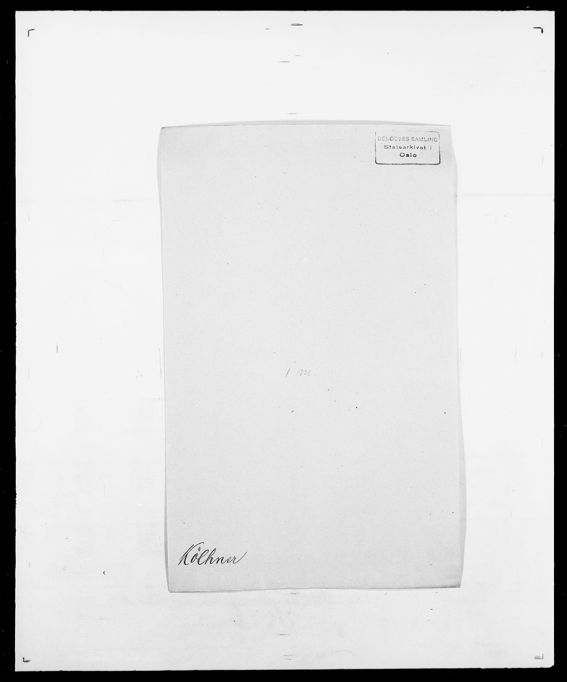 SAO, Delgobe, Charles Antoine - samling, D/Da/L0022: Krog - Lasteen, s. 310