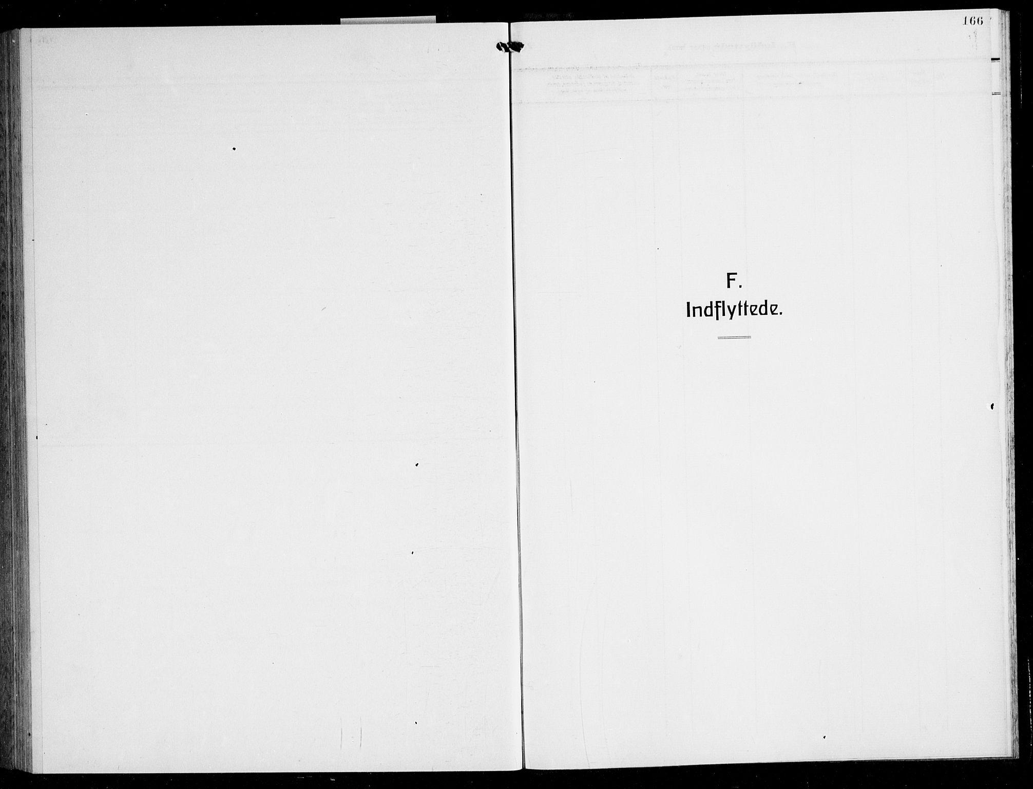 SAB, Finnås sokneprestembete, H/Ha/Hab/Haba/L0005: Klokkerbok nr. A 5, 1924-1945, s. 166