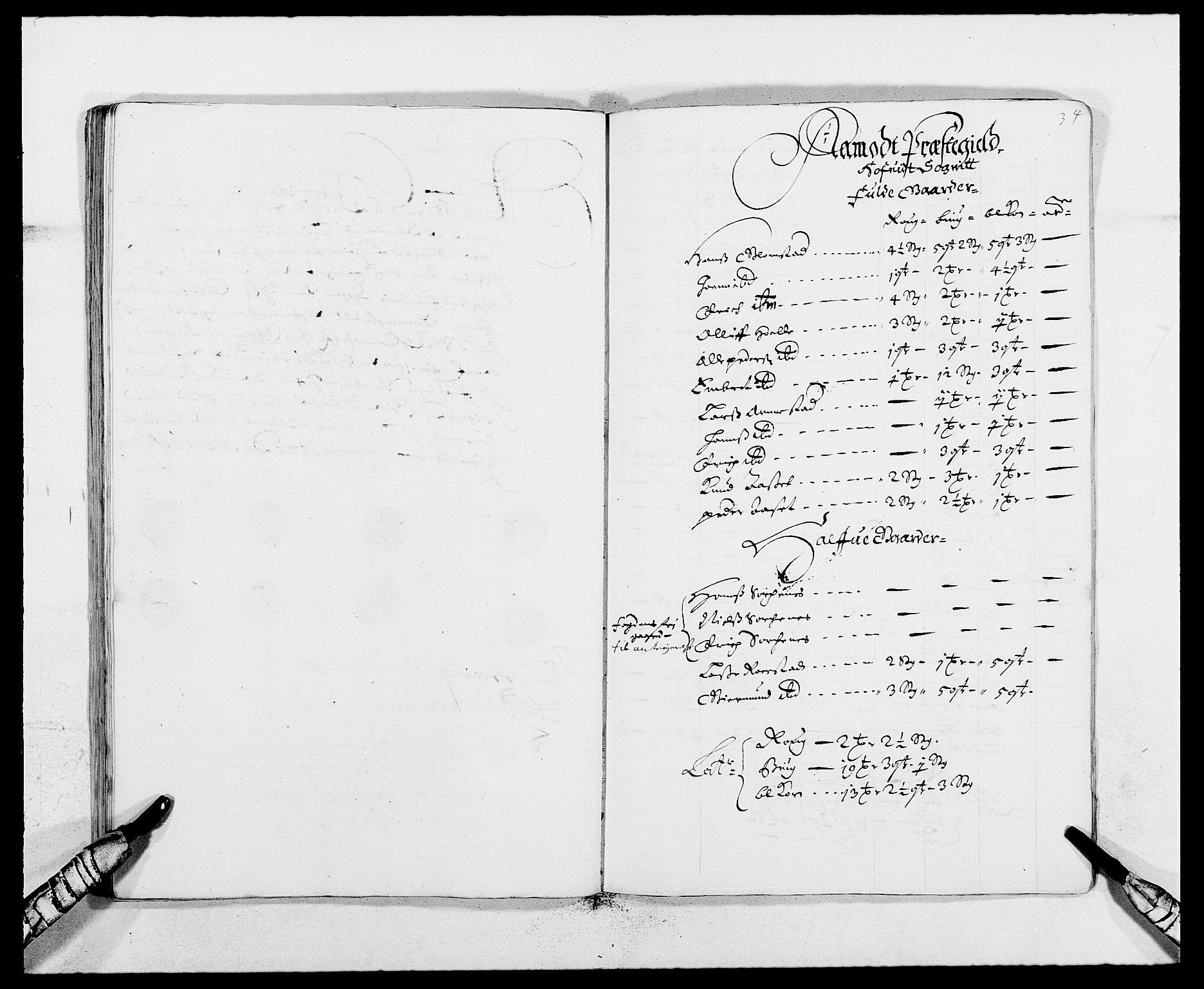 RA, Rentekammeret inntil 1814, Reviderte regnskaper, Fogderegnskap, R13/L0818: Fogderegnskap Solør, Odal og Østerdal, 1681, s. 191