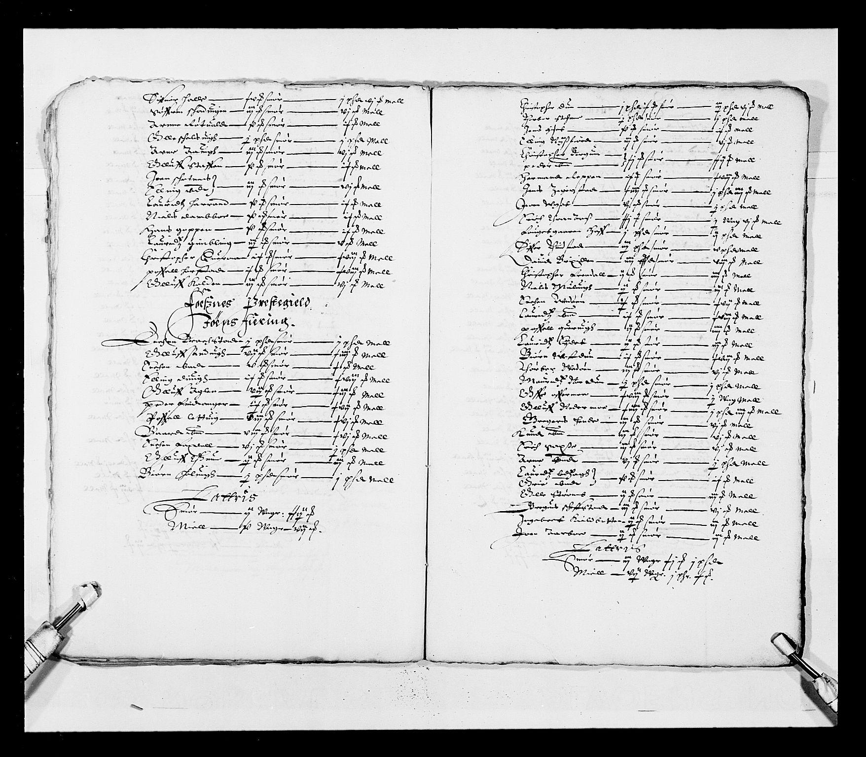 RA, Stattholderembetet 1572-1771, Ek/L0028: Jordebøker 1633-1658:, 1645-1646, s. 87