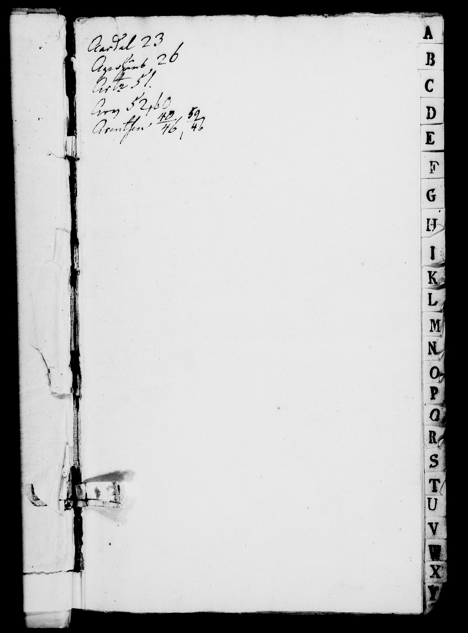 RA, Rentekammeret, Kammerkanselliet, G/Gf/Gfa/L0028: Norsk relasjons- og resolusjonsprotokoll (merket RK 52.28), 1745-1746, s. 3