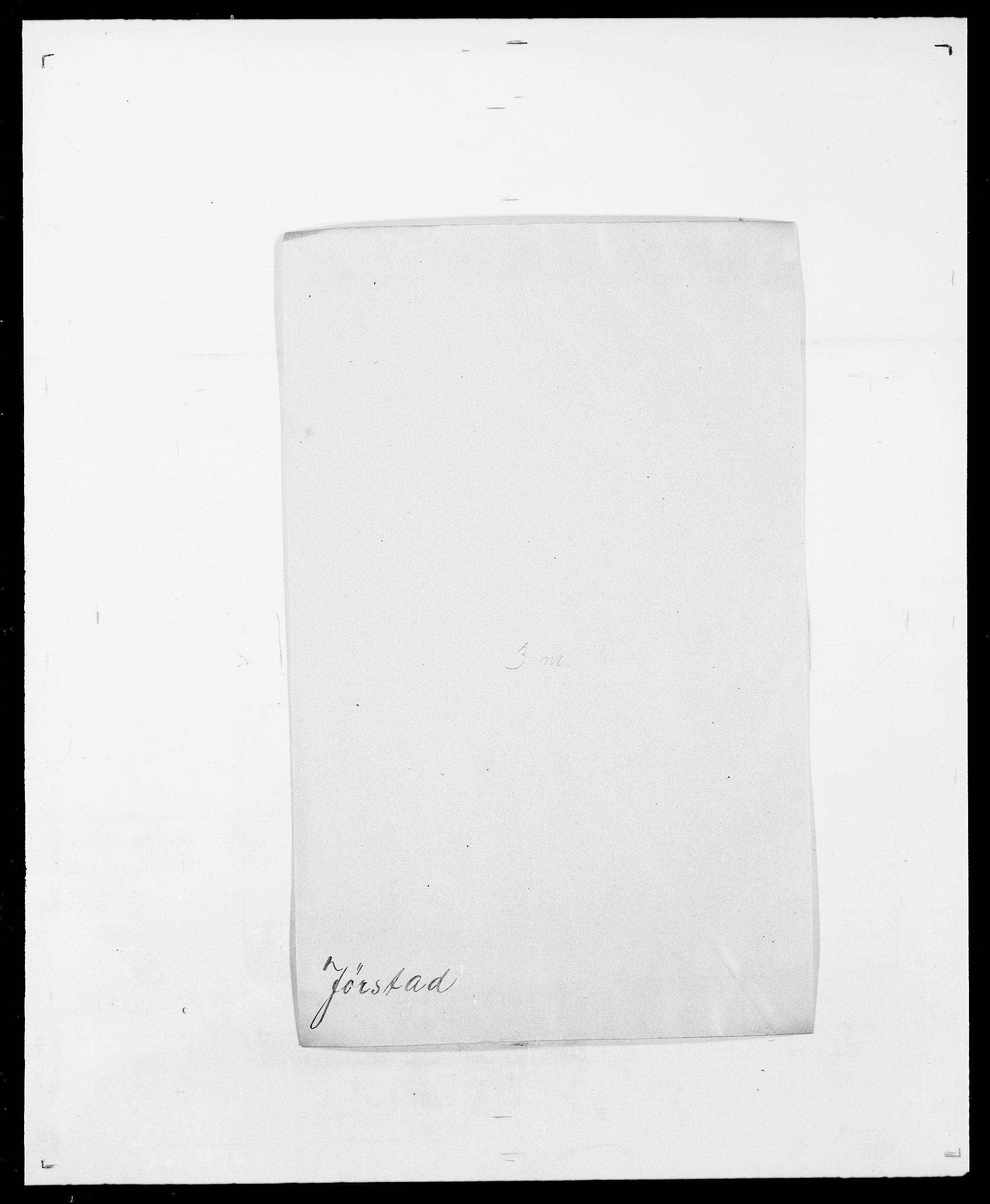 SAO, Delgobe, Charles Antoine - samling, D/Da/L0020: Irgens - Kjøsterud, s. 345