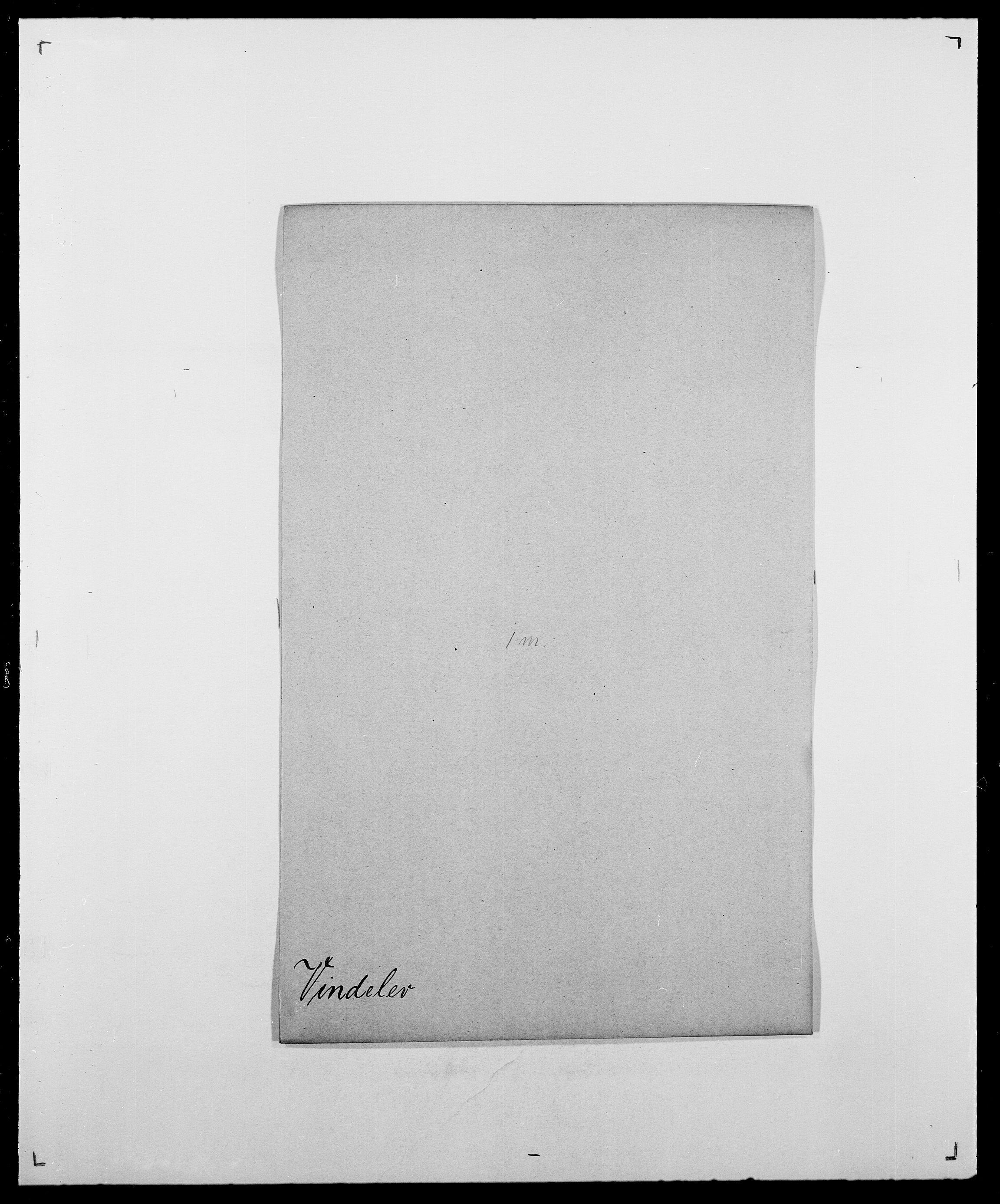 SAO, Delgobe, Charles Antoine - samling, D/Da/L0042: Vilain - Wulf, Wulff, se også Wolf, s. 147