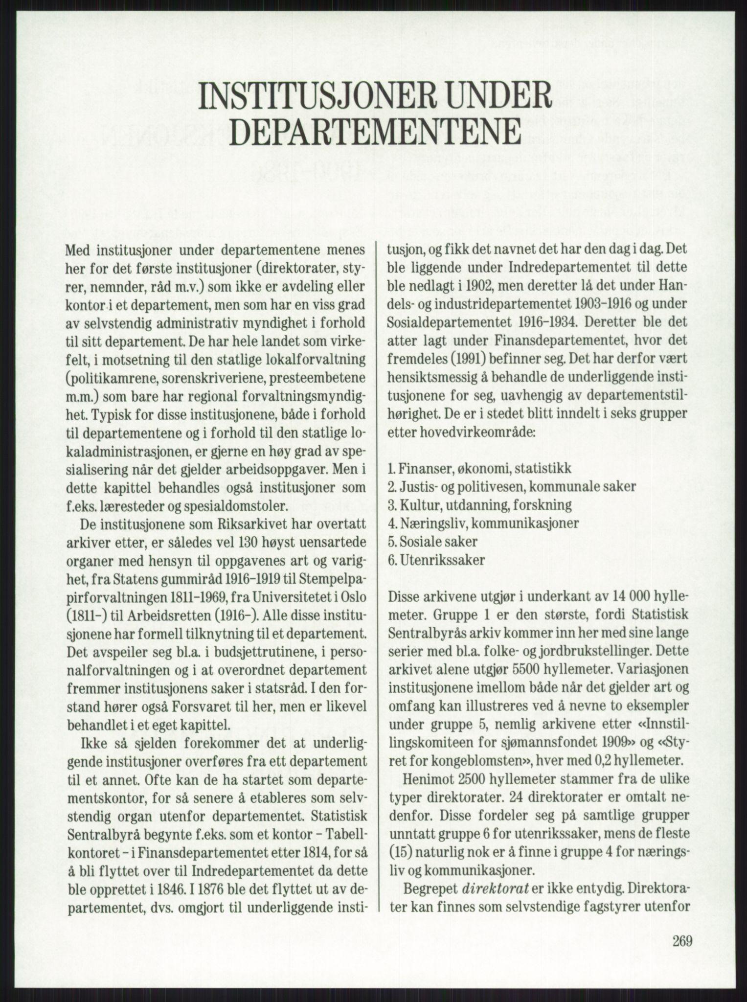 RA, Publikasjoner*, 1974-1977, s. 269