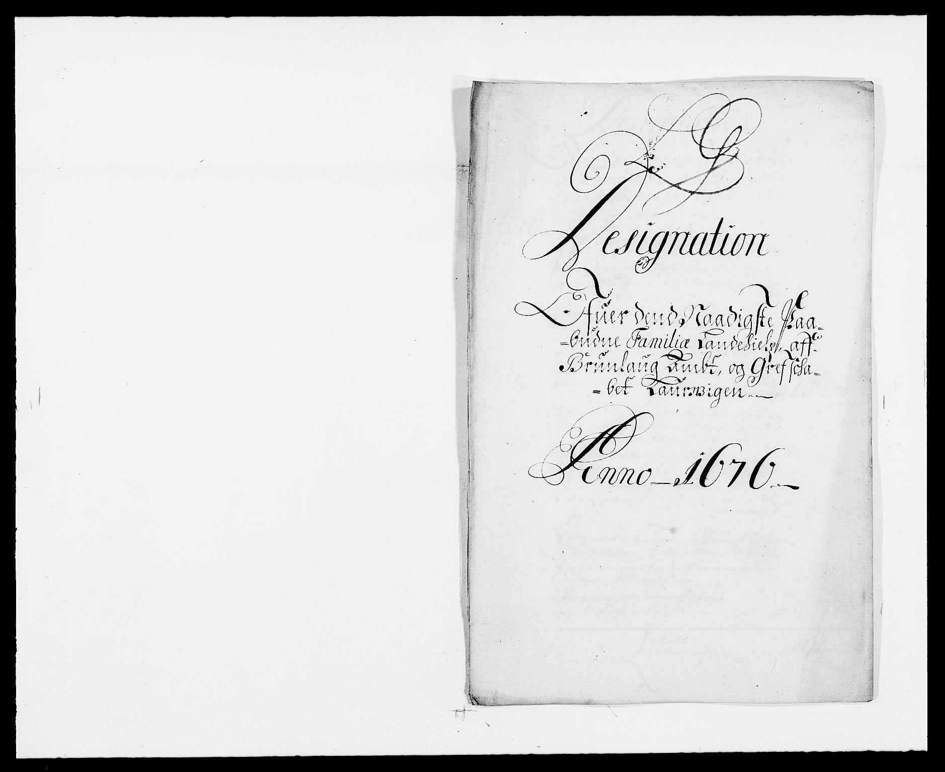 RA, Rentekammeret inntil 1814, Reviderte regnskaper, Fogderegnskap, R33/L1967: Fogderegnskap Larvik grevskap, 1675-1687, s. 362