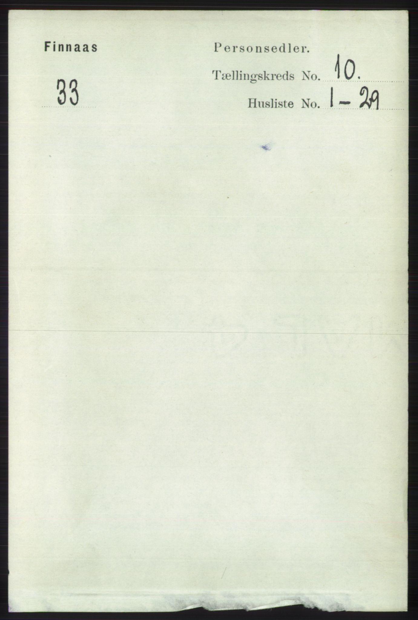RA, Folketelling 1891 for 1218 Finnås herred, 1891, s. 4515