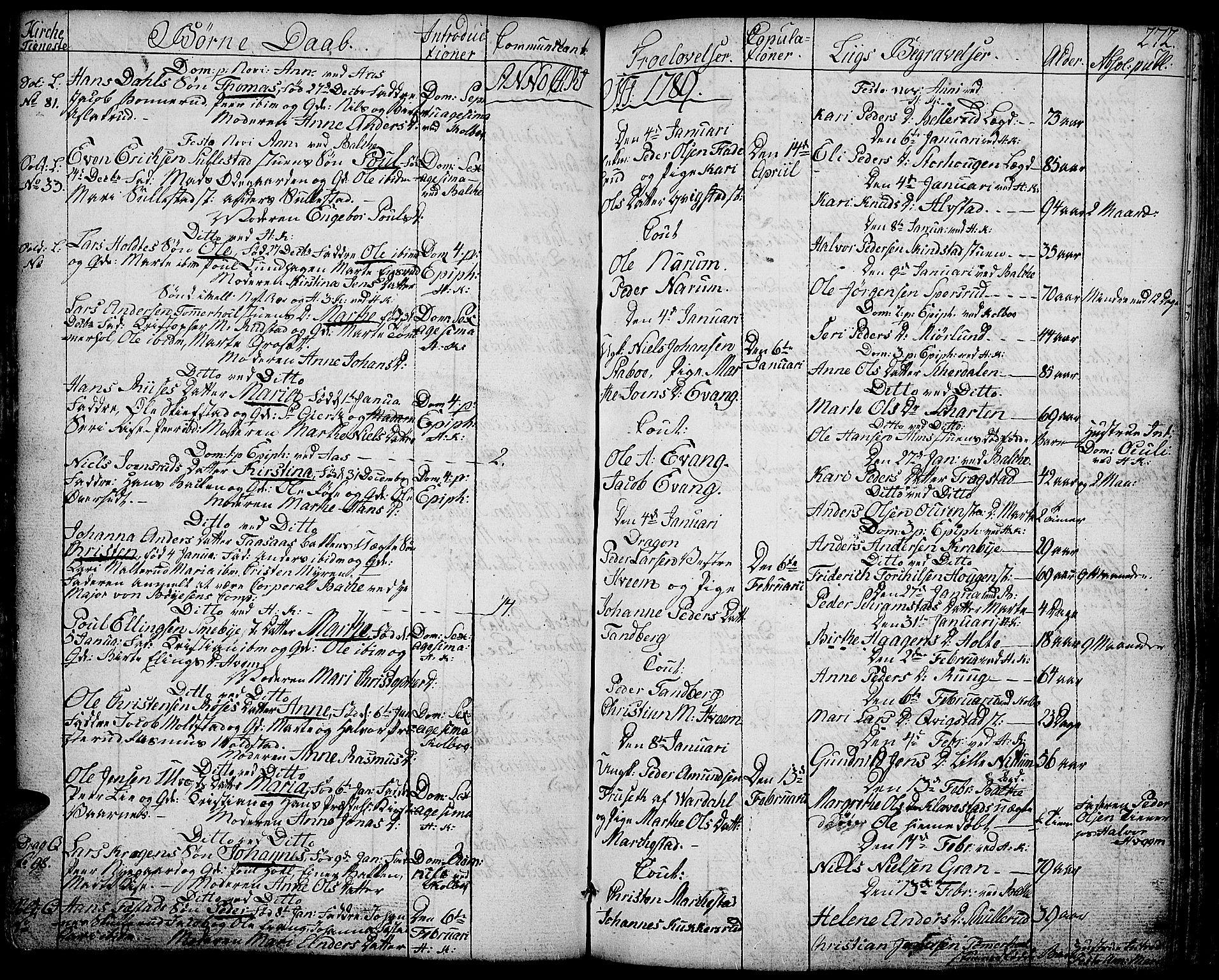 SAH, Toten prestekontor, Ministerialbok nr. 6, 1773-1793, s. 272