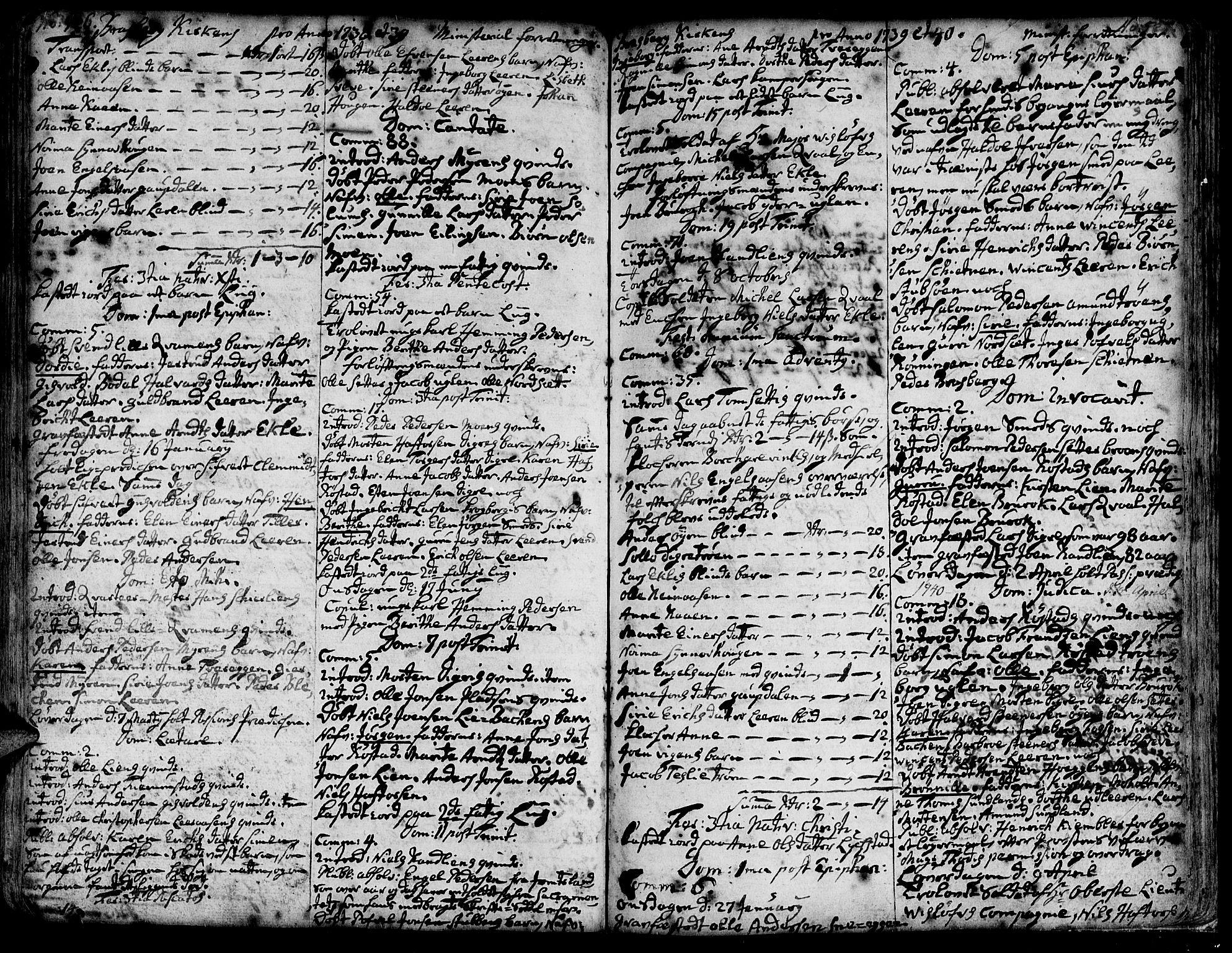 SAT, Ministerialprotokoller, klokkerbøker og fødselsregistre - Sør-Trøndelag, 606/L0278: Ministerialbok nr. 606A01 /4, 1727-1780, s. 526-527