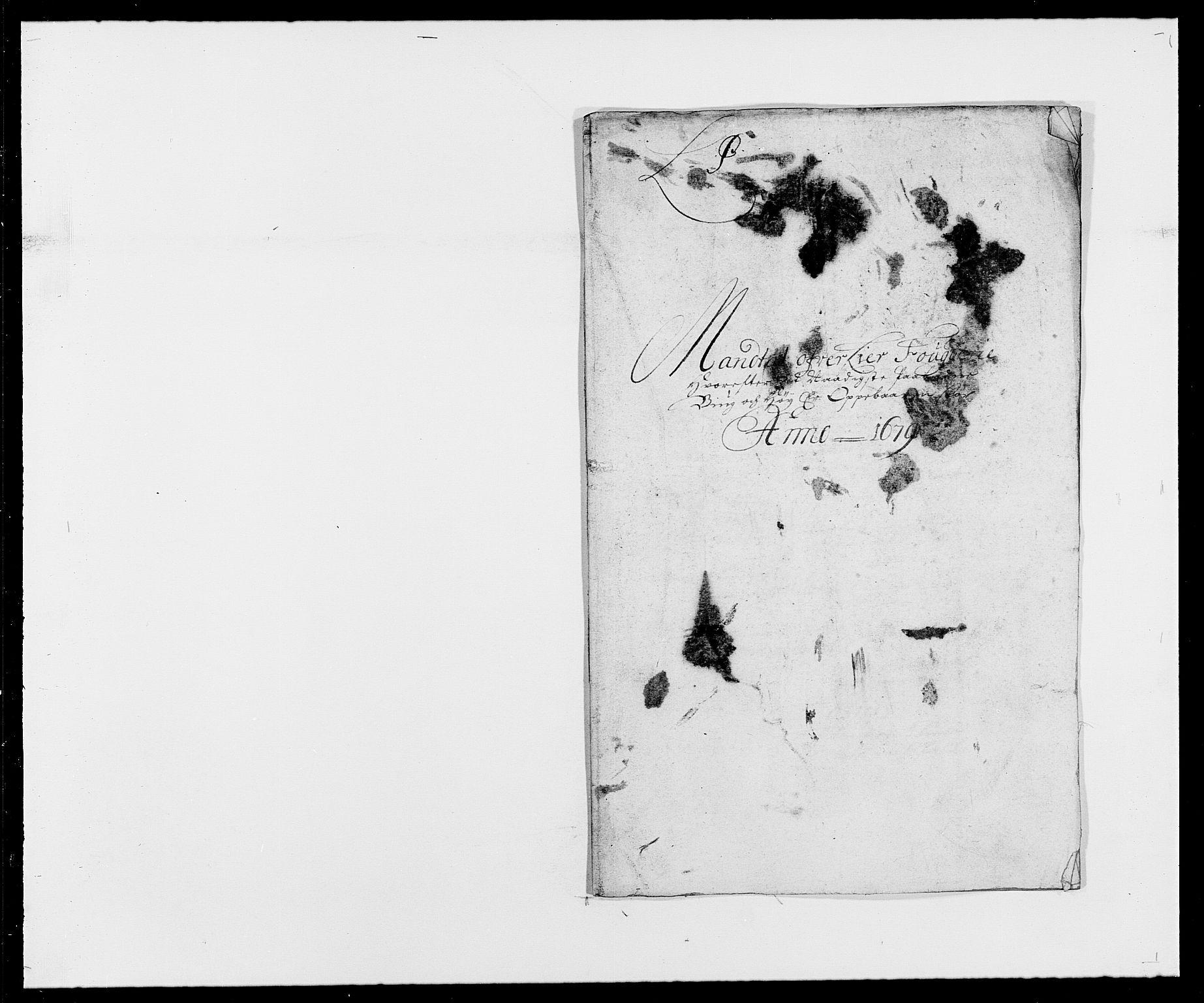 RA, Rentekammeret inntil 1814, Reviderte regnskaper, Fogderegnskap, R27/L1686: Fogderegnskap Lier, 1678-1686, s. 185